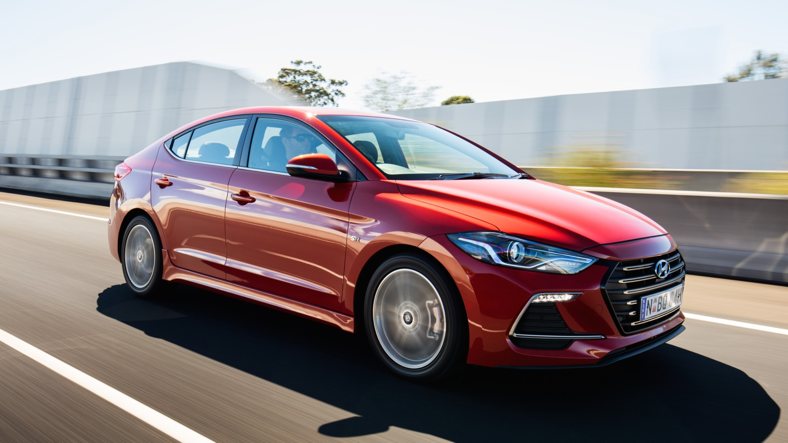 Simple 2017 Hyundai Elantra SR Turbo Review  CarAdvice