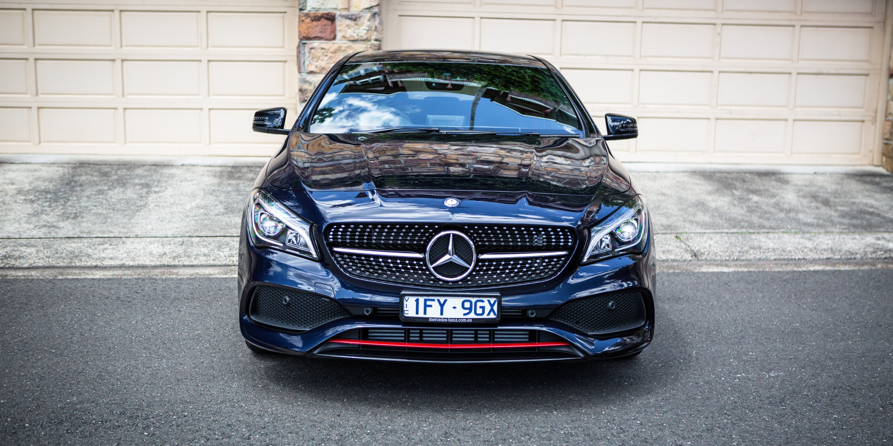 2016 mercedes benz cla 250 sport 4matic shooting brake