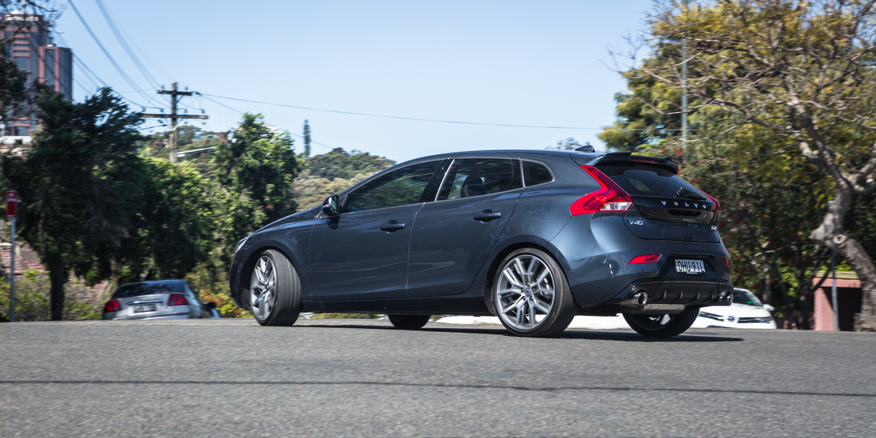 2017 Volvo V40 D4 Review: Inscription with Polestar Performance pack | CarAdvice
