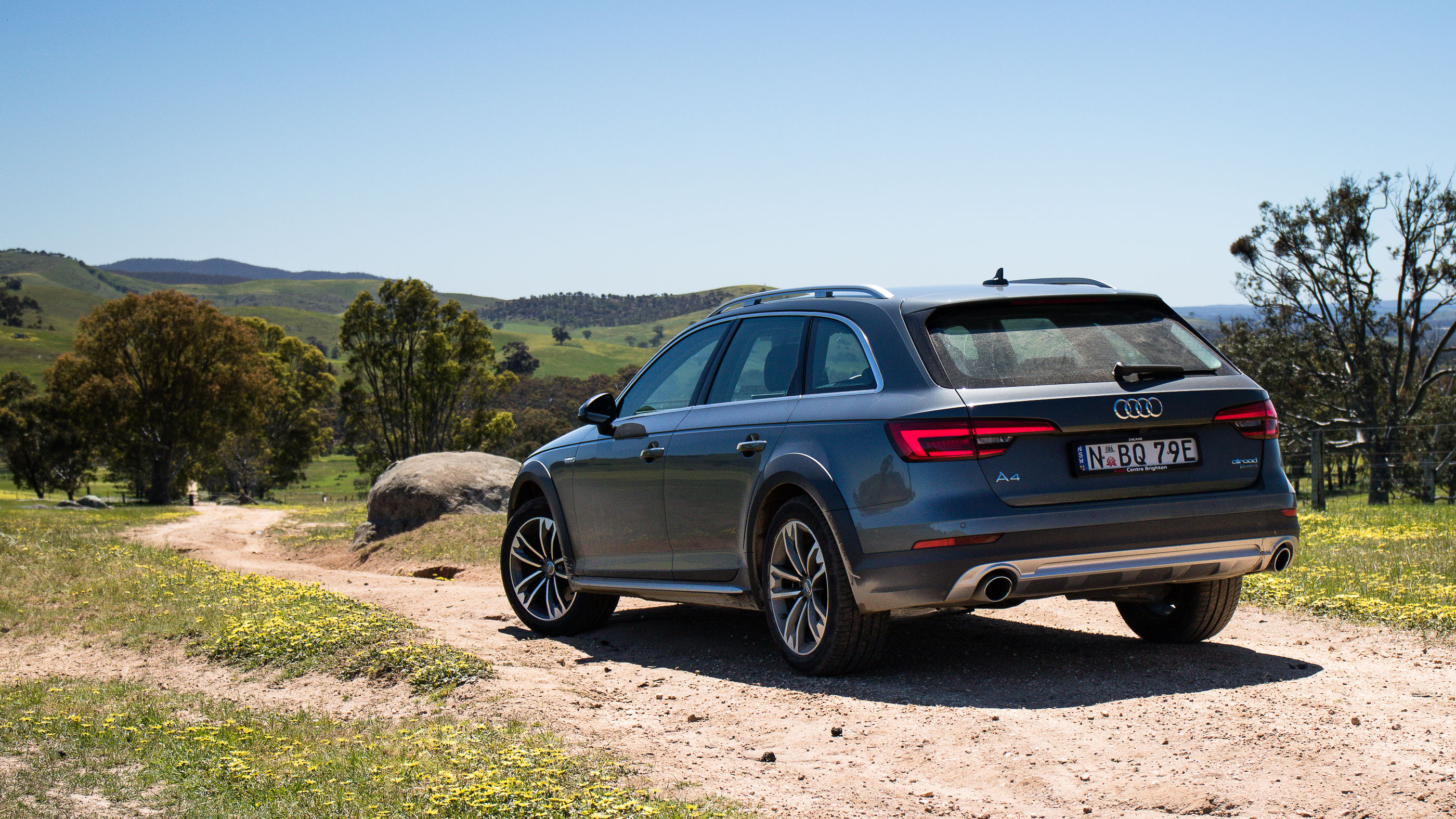 2016 audi a4 allroad quattro review youtube. Black Bedroom Furniture Sets. Home Design Ideas