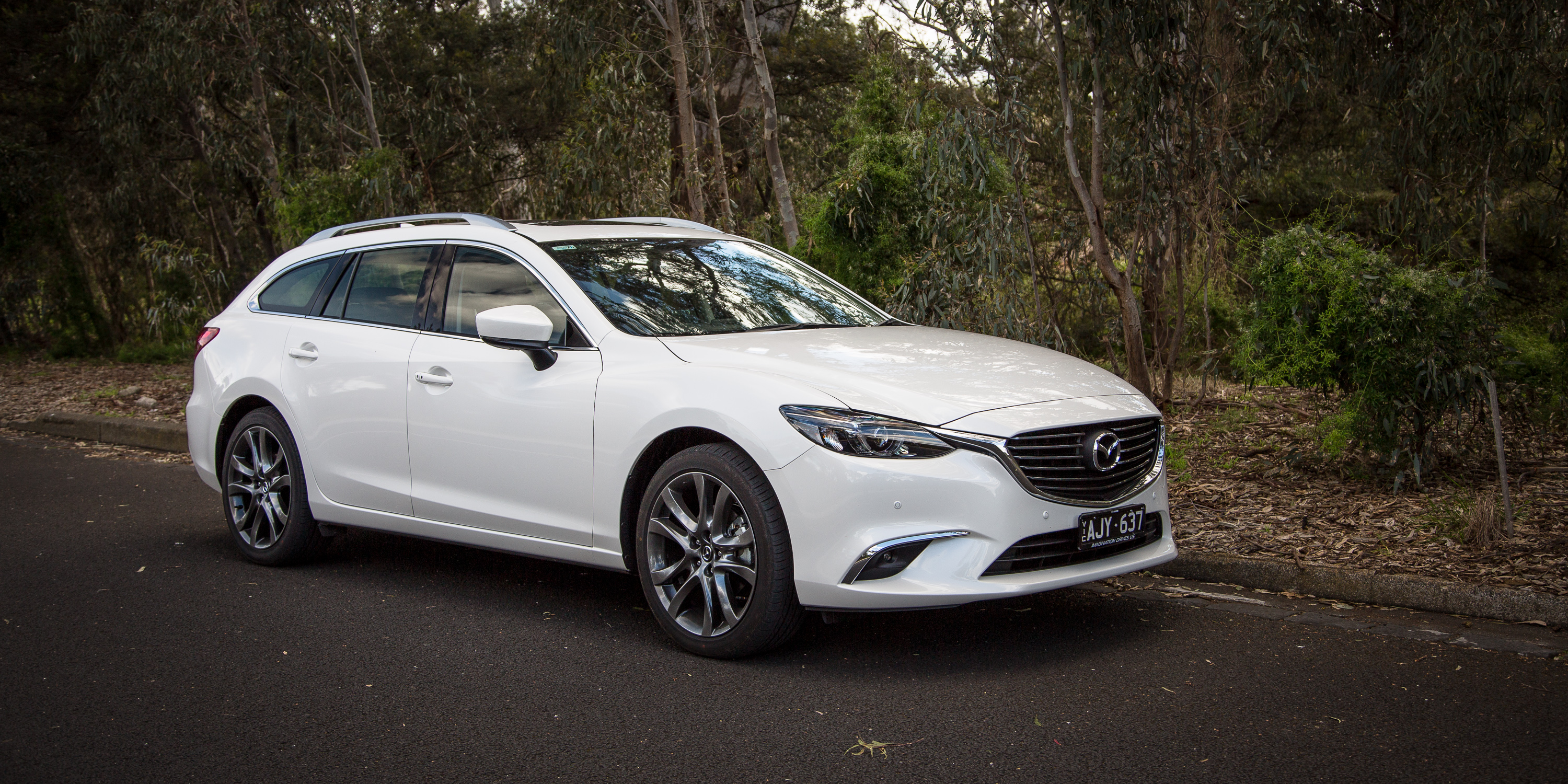 2017 mazda 6 gt wagon review caradvice. Black Bedroom Furniture Sets. Home Design Ideas