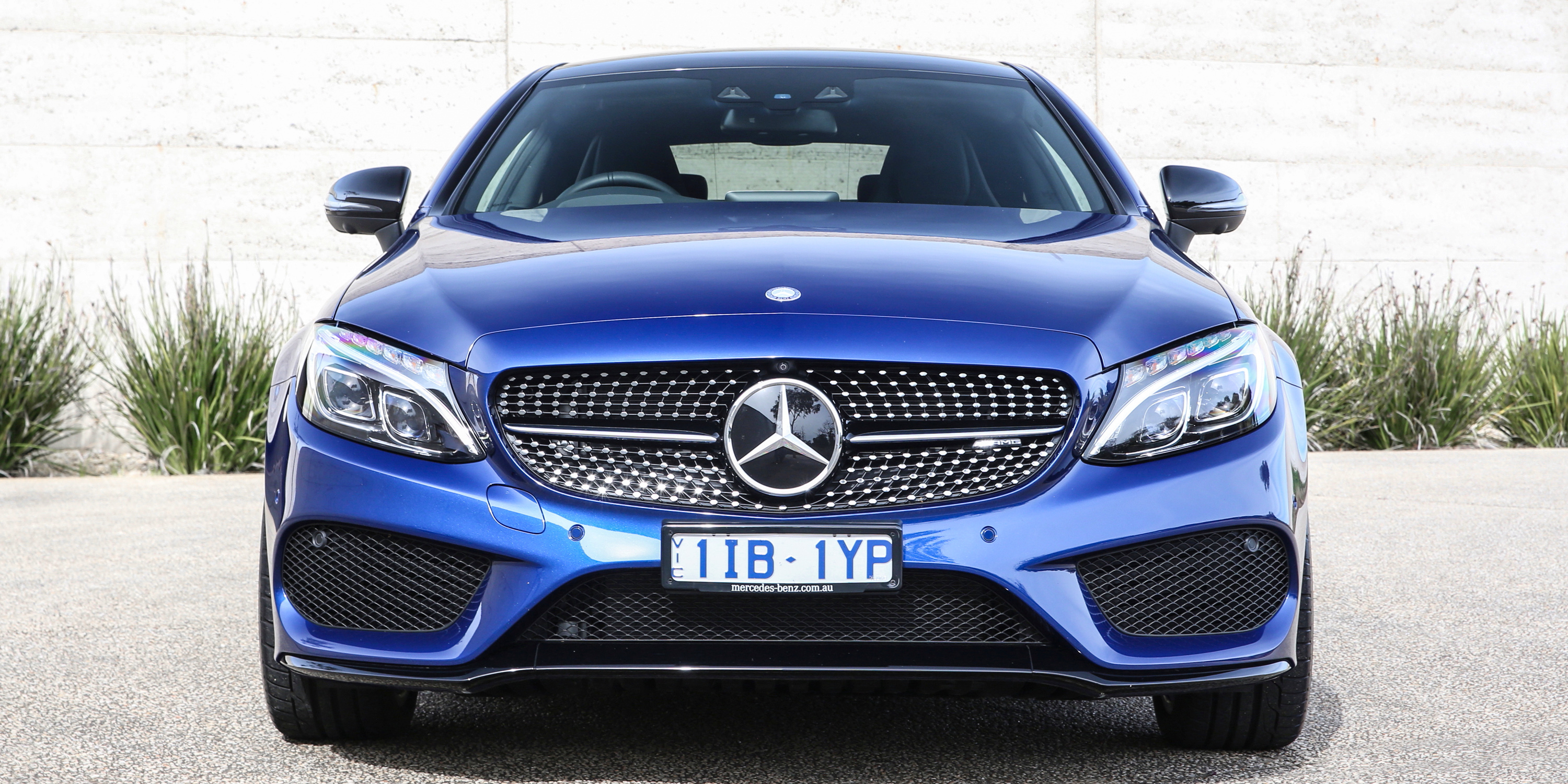 2017 mercedes amg c43 coupe review caradvice. Black Bedroom Furniture Sets. Home Design Ideas