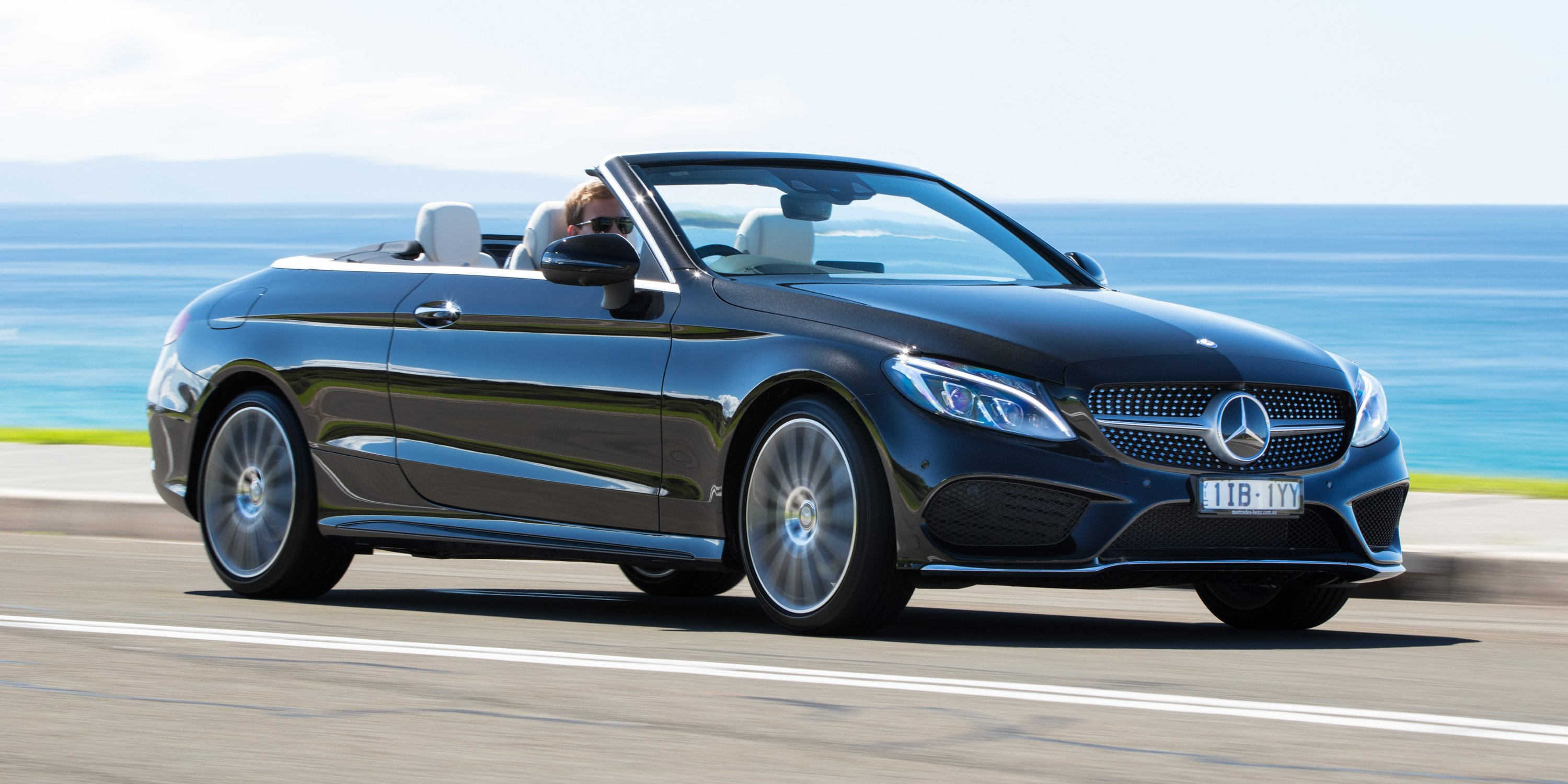 2017 mercedes benz c class cabriolet review caradvice for Mercedes benz in annapolis