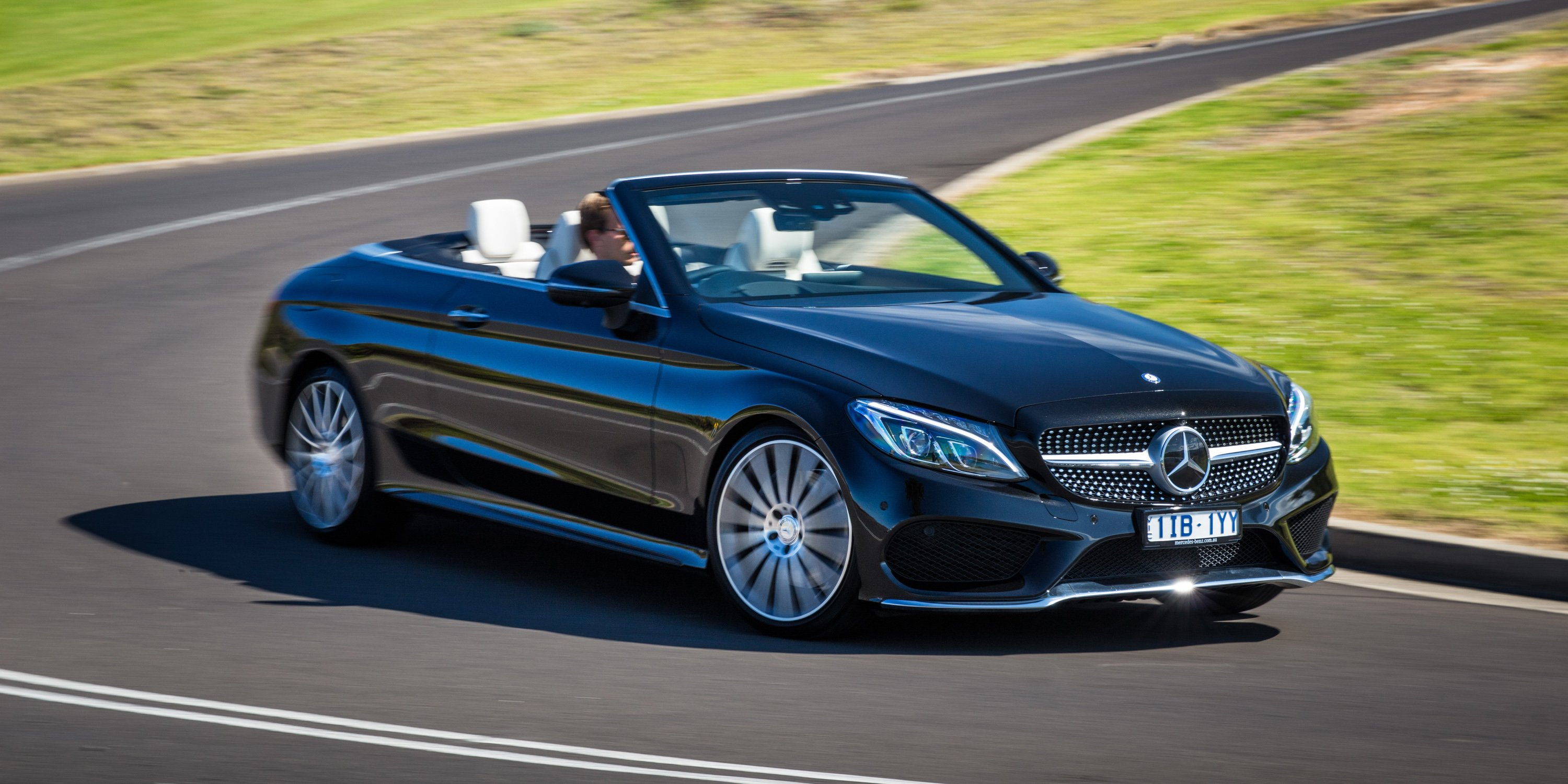 2017 mercedes benz c class cabriolet review caradvice. Black Bedroom Furniture Sets. Home Design Ideas