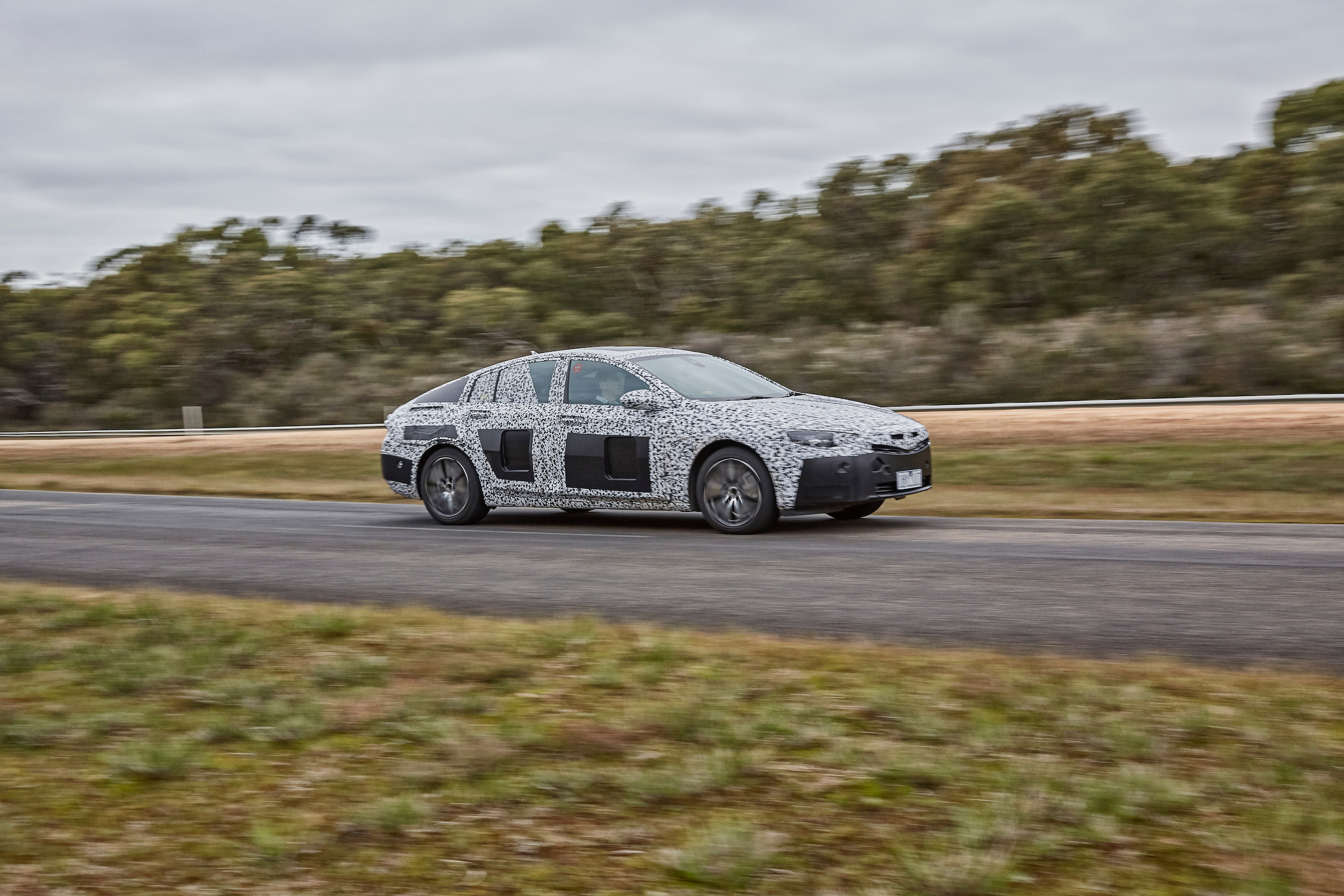 Awesome 2018 Holden Commodore And Opel Insignia The Clever Art Of Camouflage