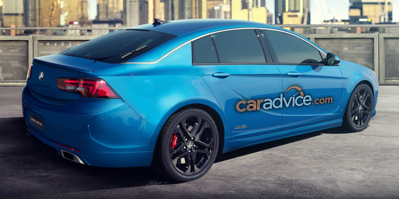 2018 Holden Commodore Details Released Four Cylinder