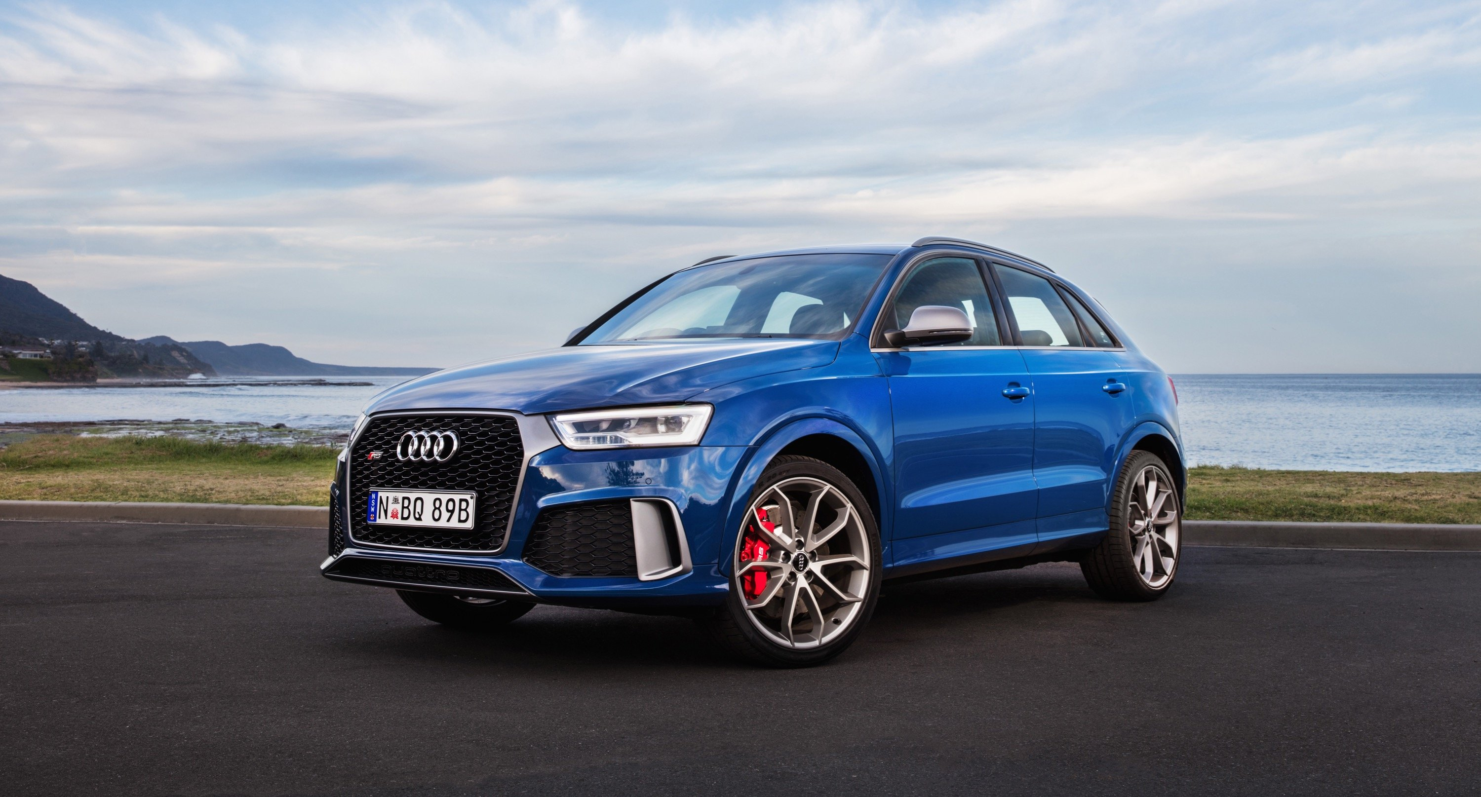 Audi Rs Q5 >> 2017 Audi RS Q3 Performance Review | CarAdvice