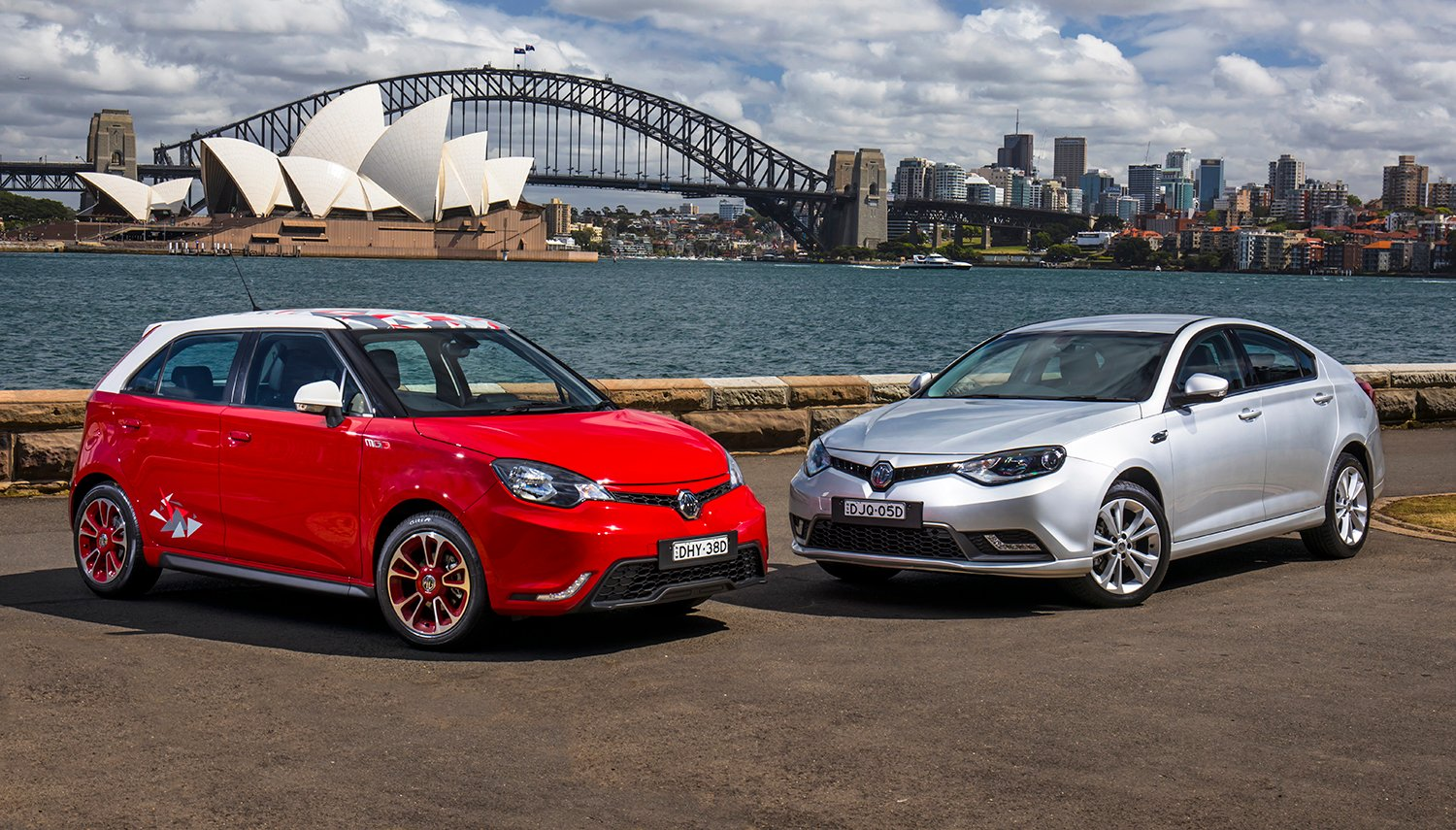 2017 mg 3  mg 6 plus pricing and specs  reborn marque launches  again  in australia