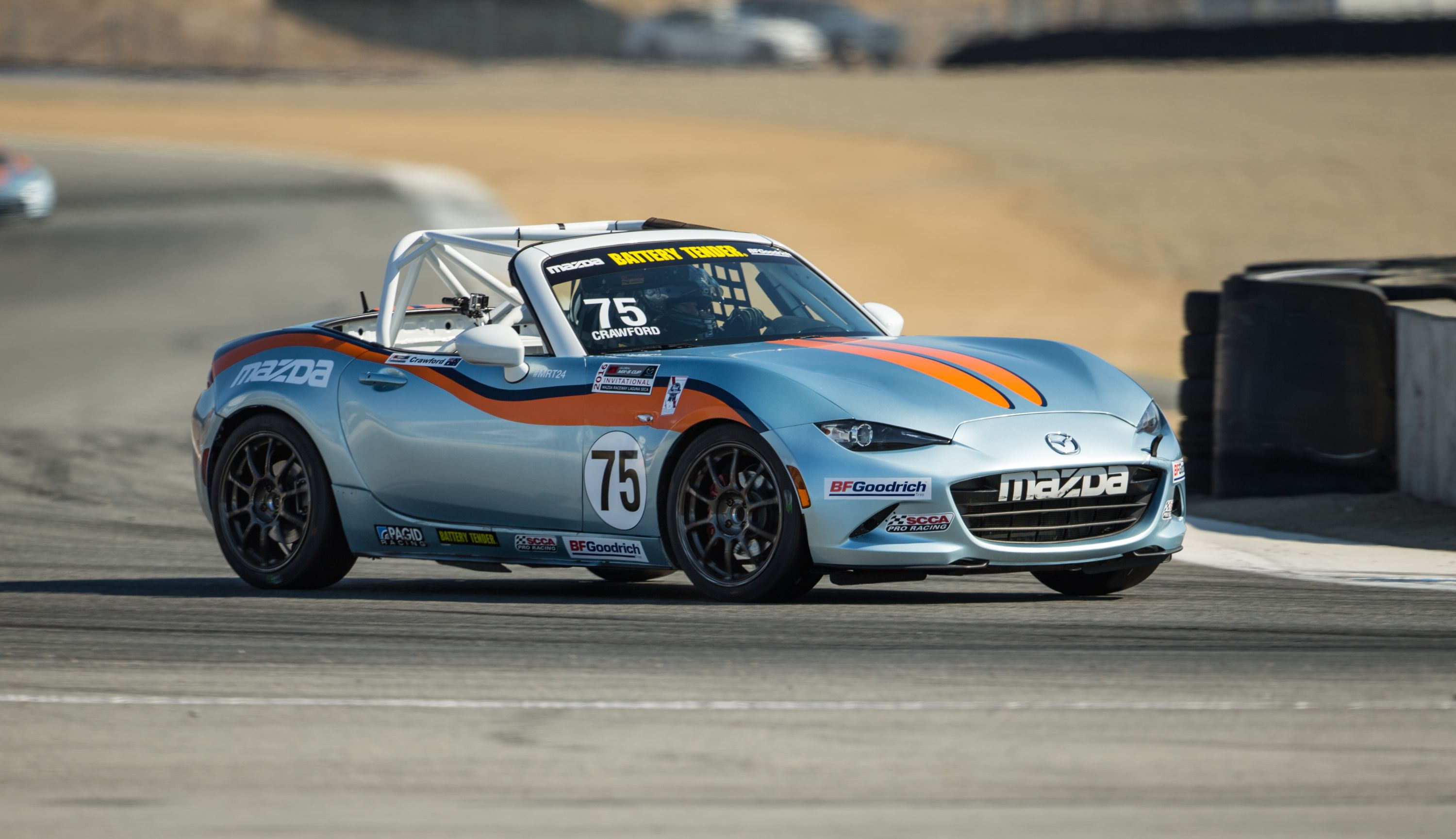 Popular 2016 Mazda MX5 Cup Global Invitational No Podium But At