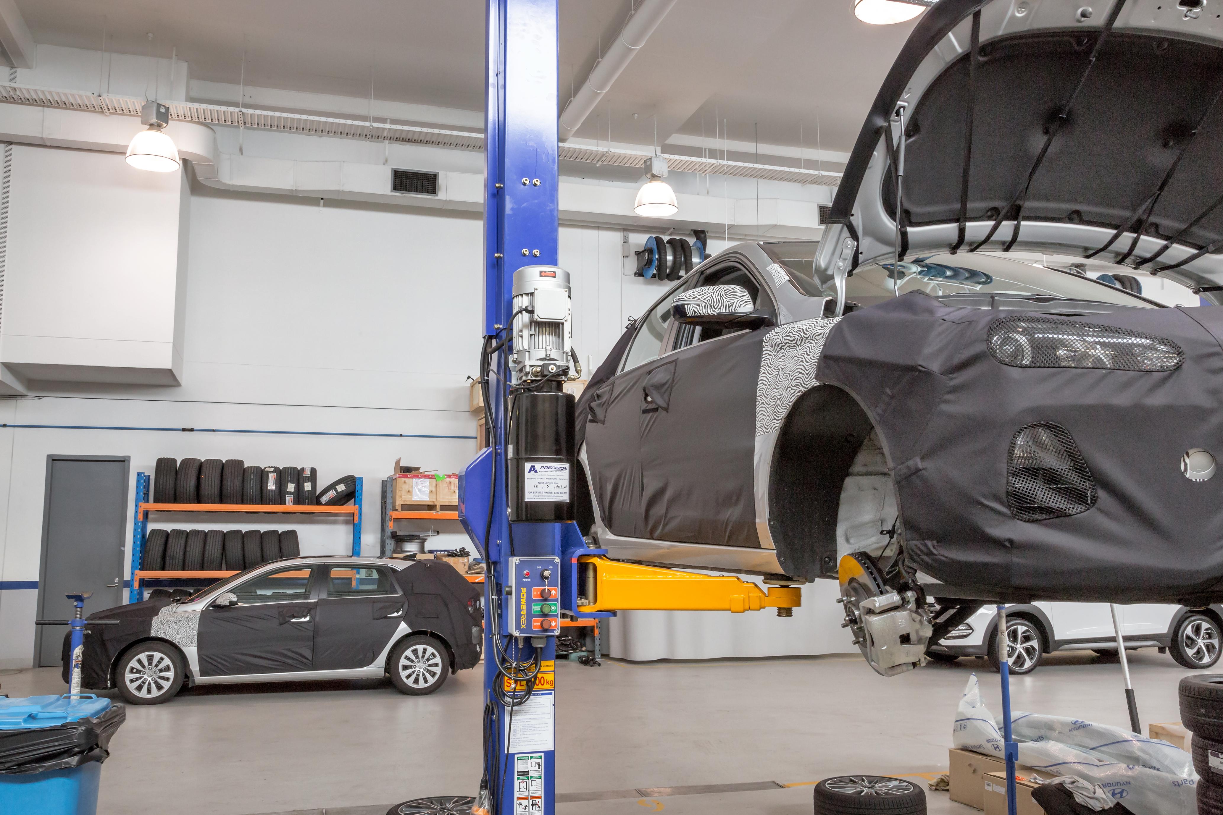 Model Hyundai Australia Suspension Tuning We Go Behindthe