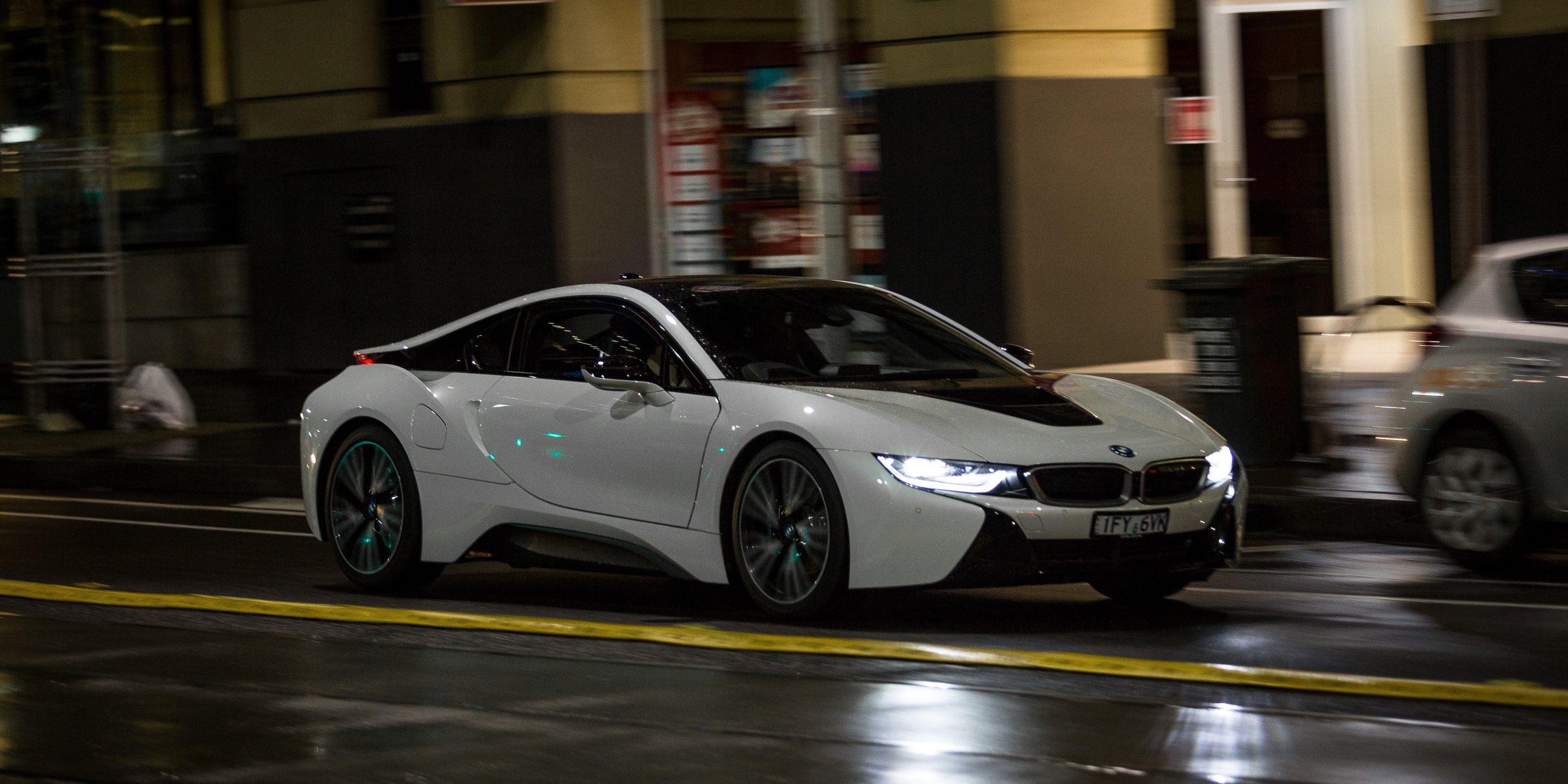 2016 Bmw I8 Review Caradvice