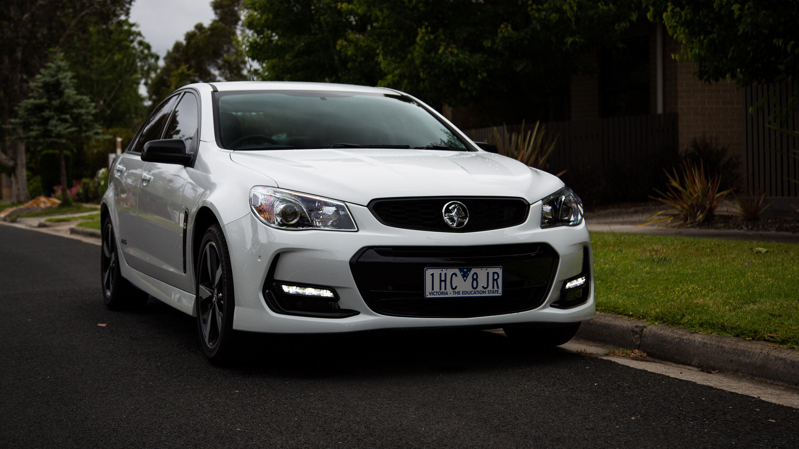 Lastest 2016 Holden Commodore SV6 Black Edition Review  CarAdvice