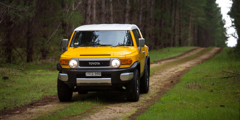 2016 Toyota FJ Cruiser review | CarAdvice