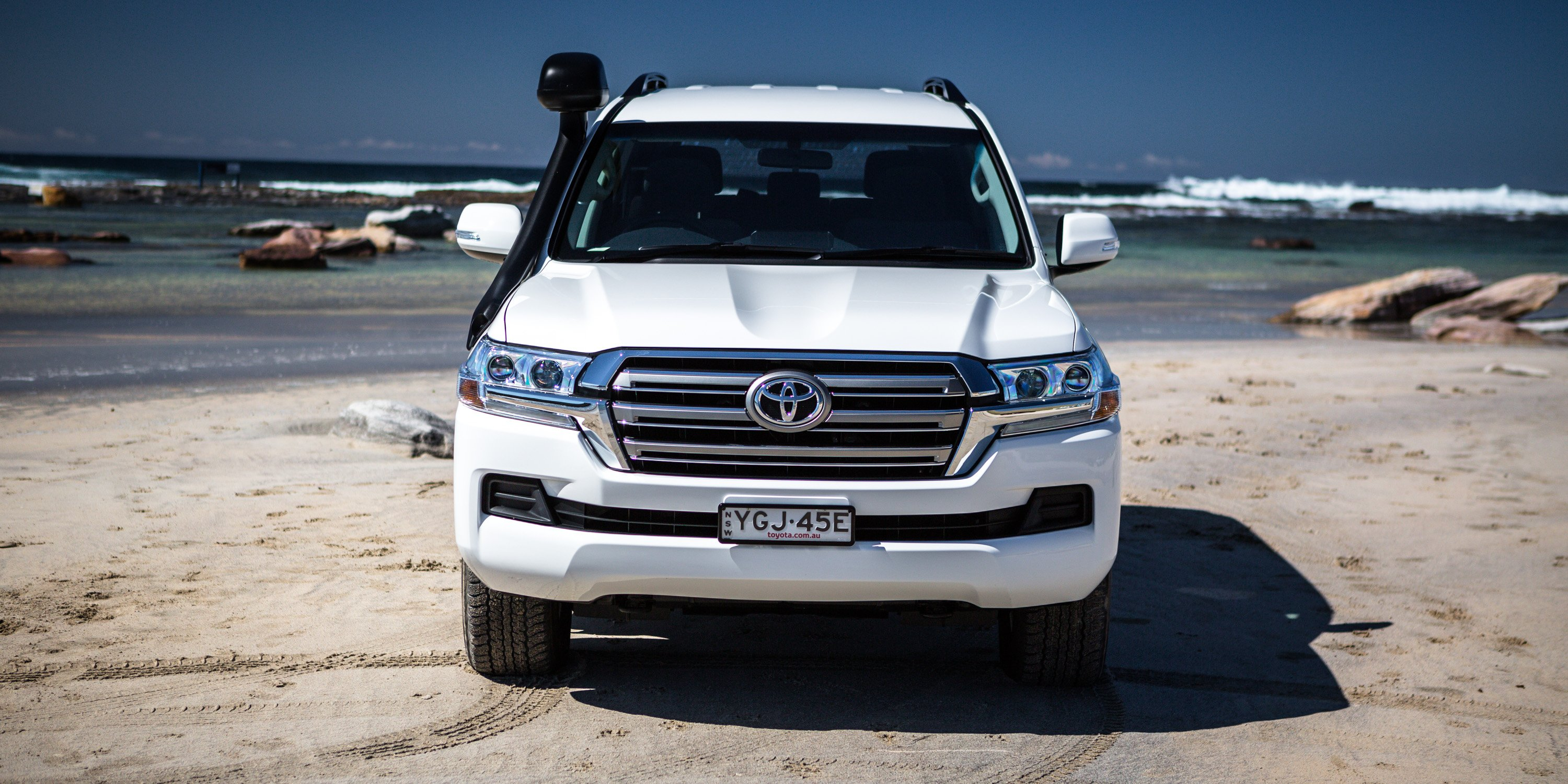 Excellent 2016 Toyota LandCruiser 200 GXL Diesel Review  CarAdvice
