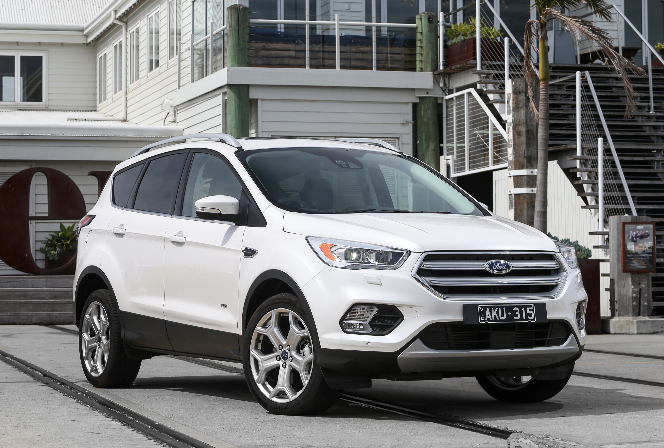 Brilliant 2017 Ford Escape Review Quick Drive  CarAdvice