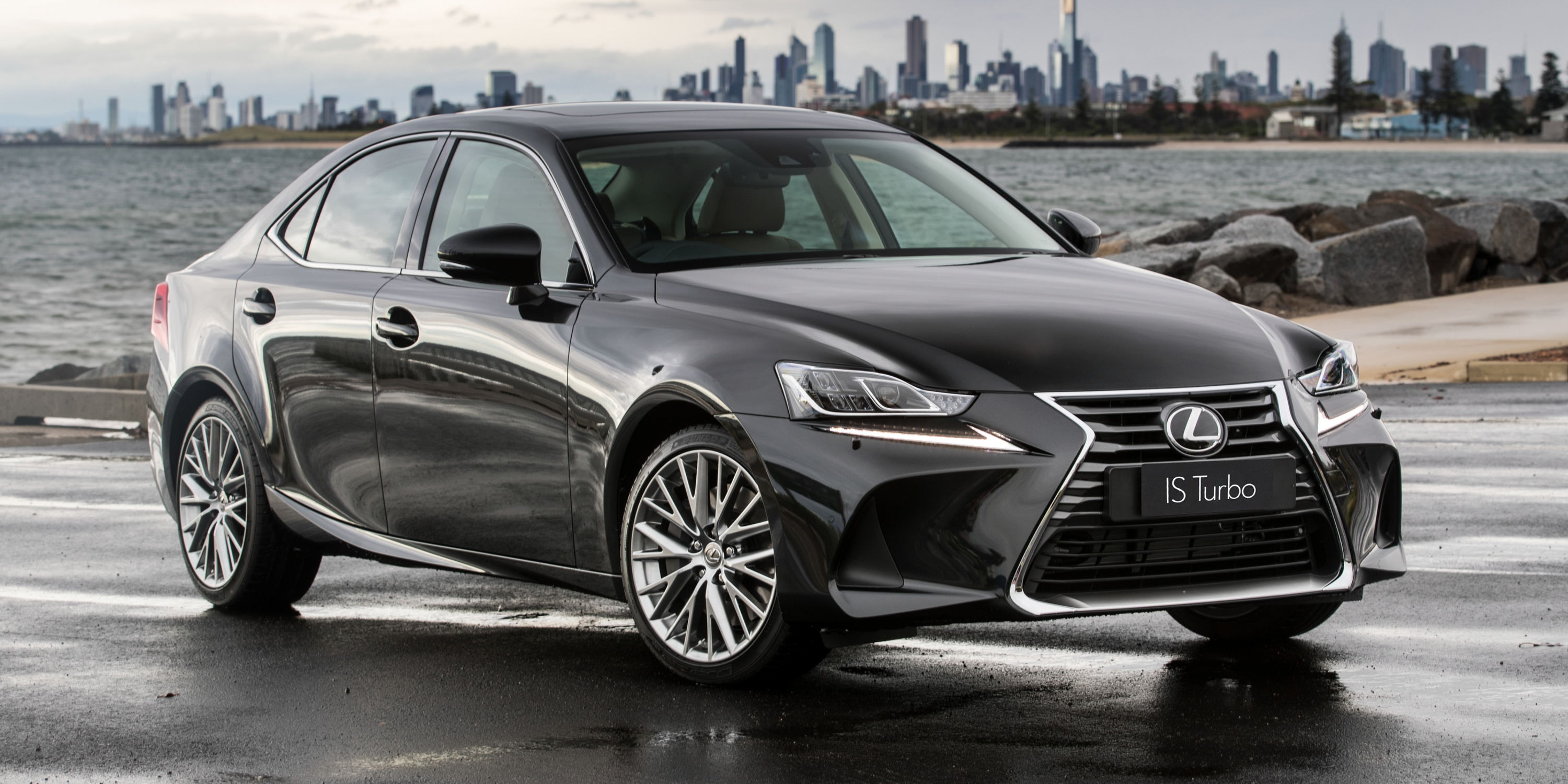 2017 lexus is model range pricing and specs new looks and more kit for mid sized sedan photos. Black Bedroom Furniture Sets. Home Design Ideas