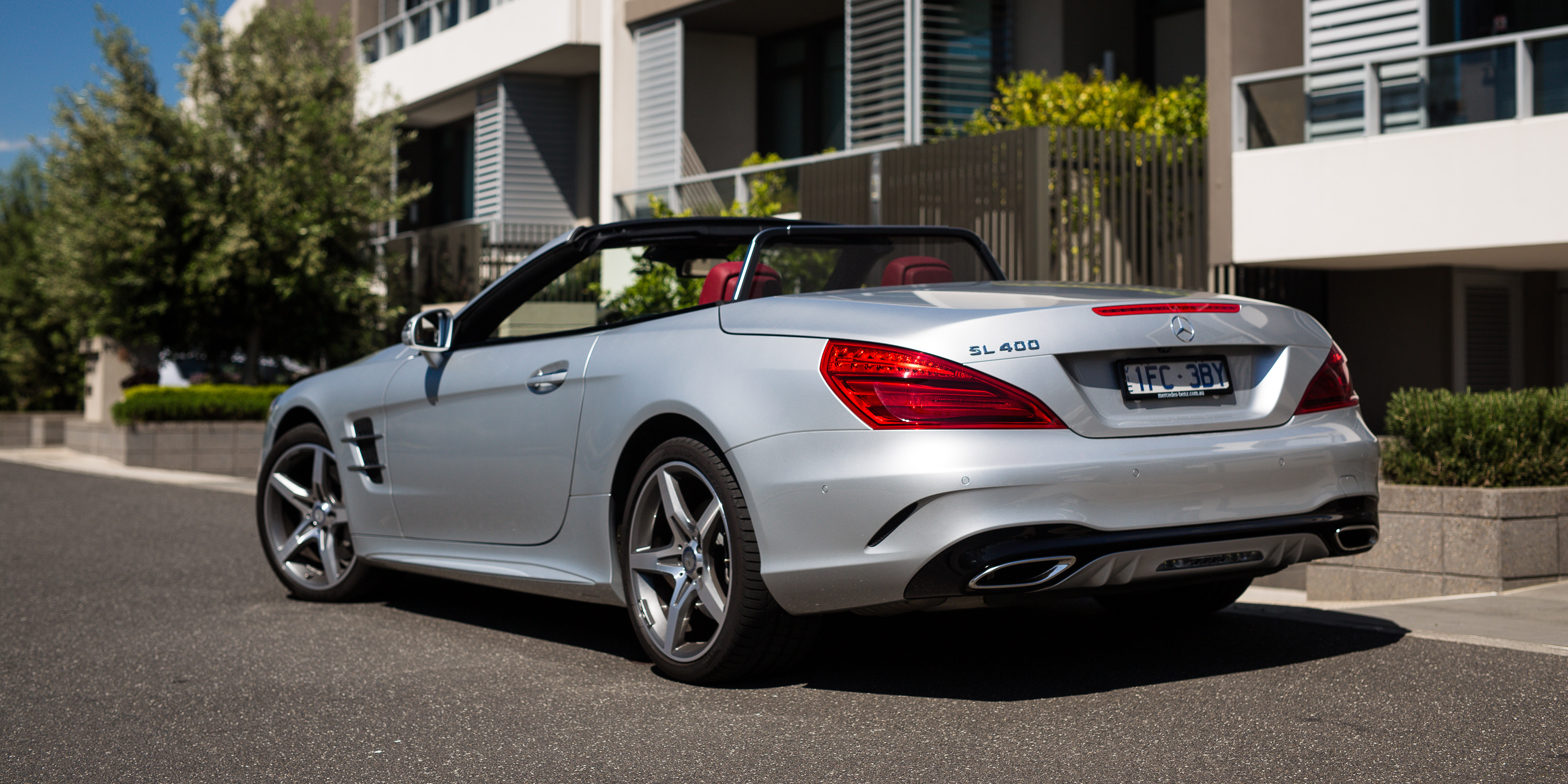 Awesome 2017 MercedesBenz SL400 Review  CarAdvice
