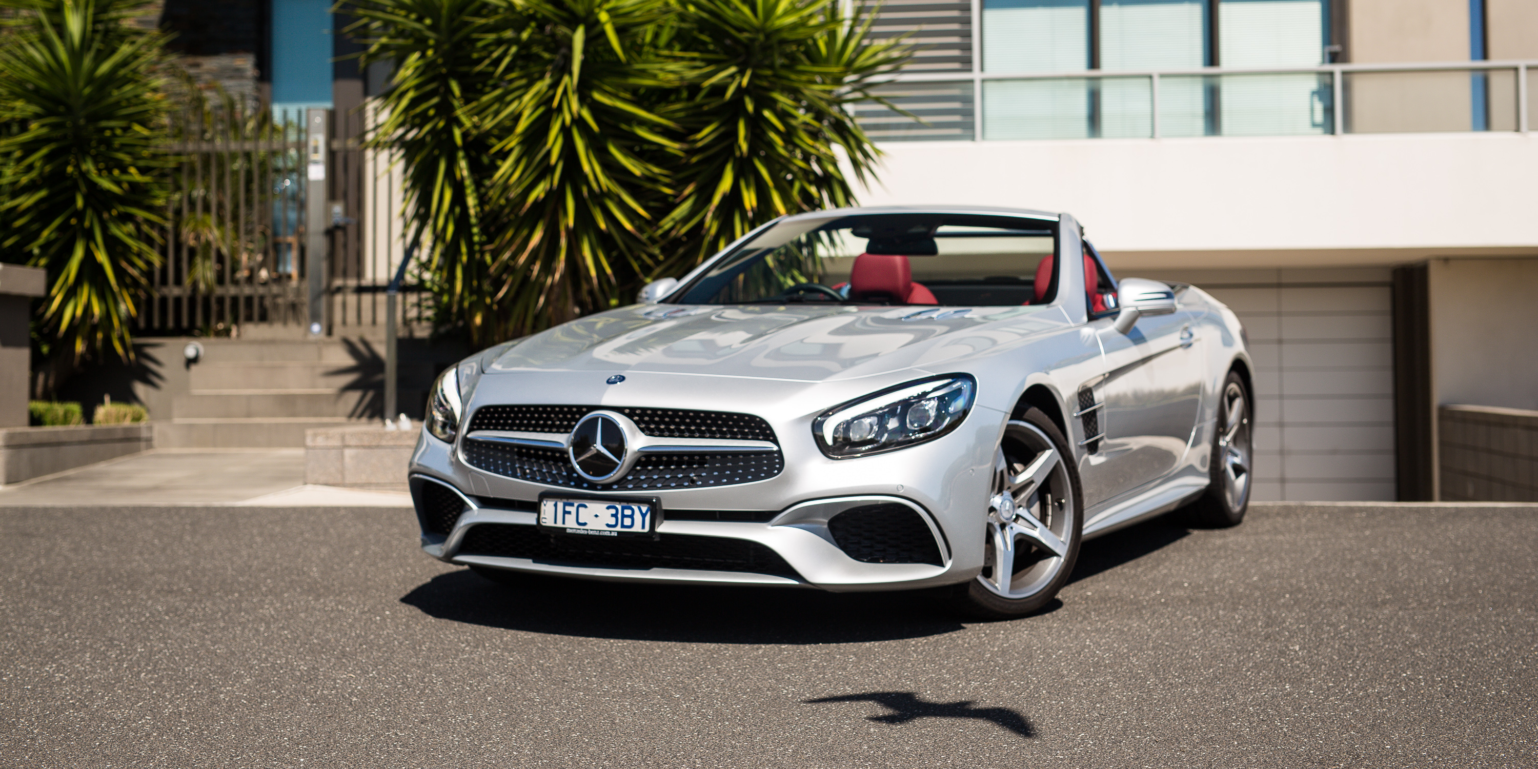 2017 mercedes benz sl400 review caradvice for The price of mercedes benz