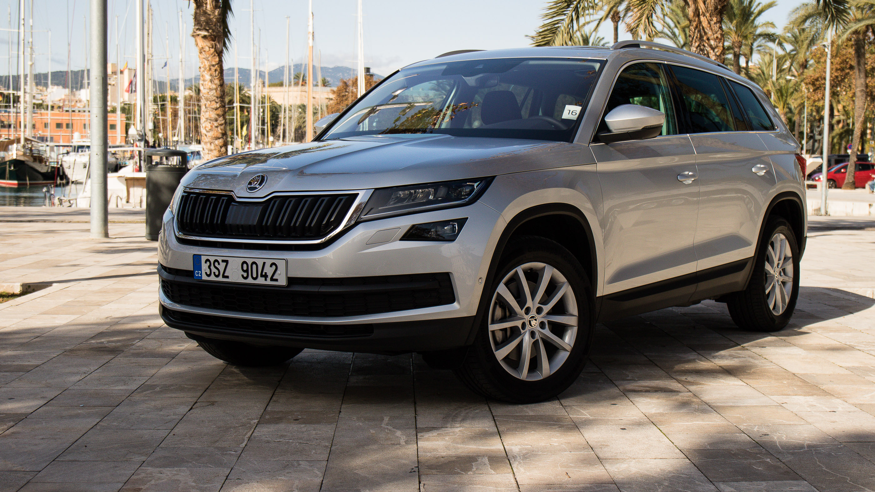 2017 skoda kodiaq review caradvice. Black Bedroom Furniture Sets. Home Design Ideas
