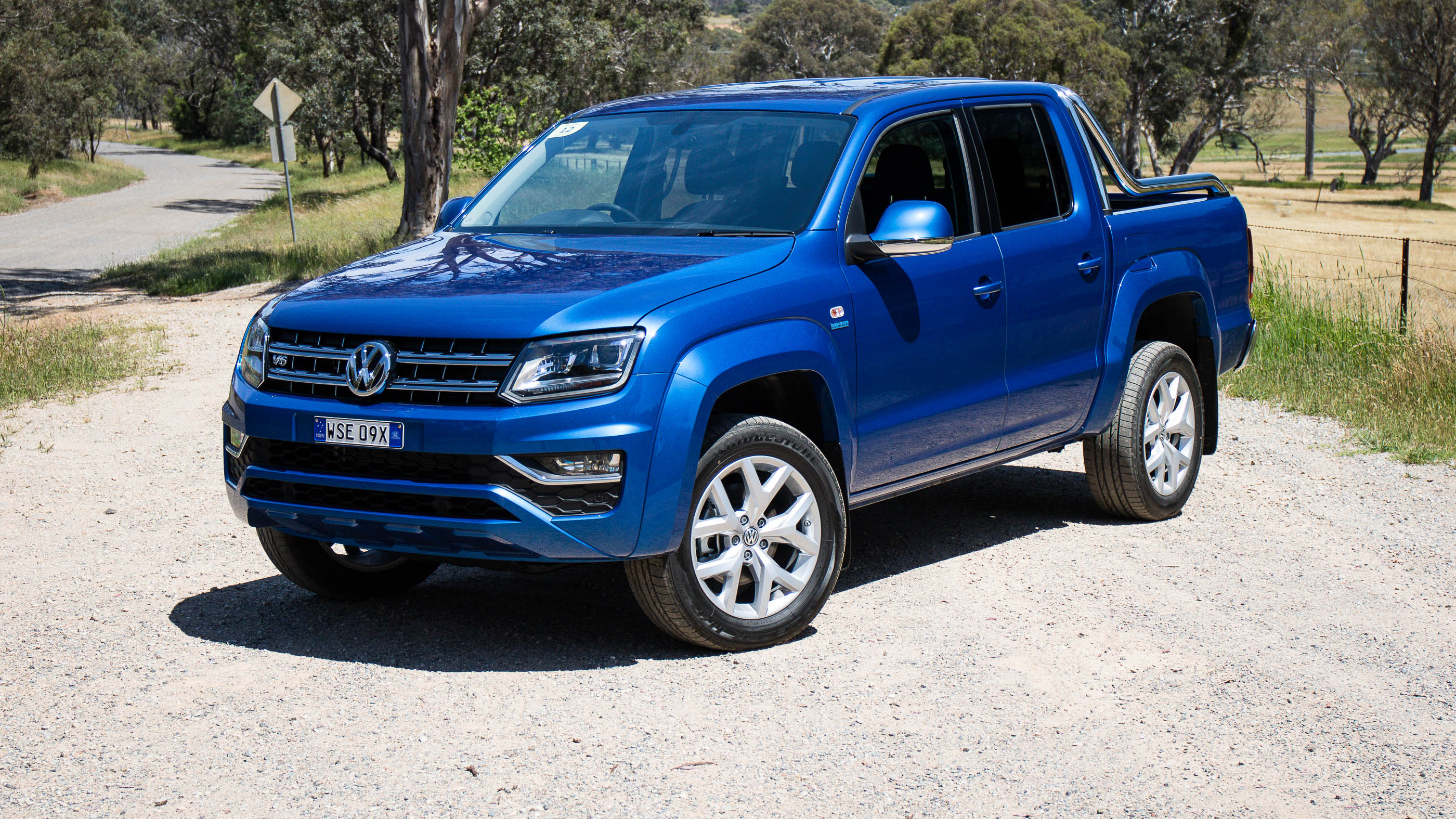 2017 volkswagen amarok v6 review caradvice. Black Bedroom Furniture Sets. Home Design Ideas