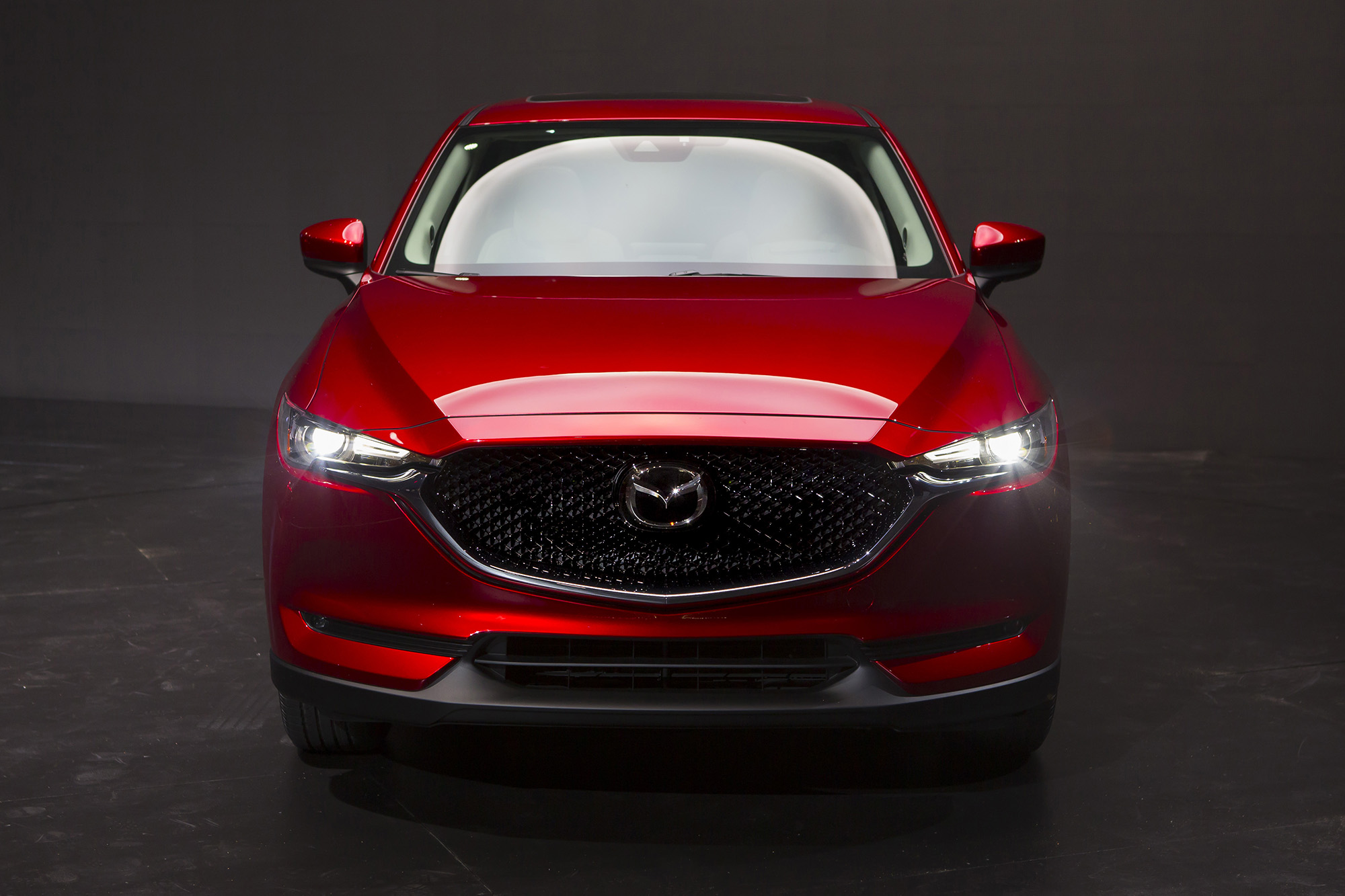 2017 mazda cx 5 unveiled in la photos 1 of 60. Black Bedroom Furniture Sets. Home Design Ideas