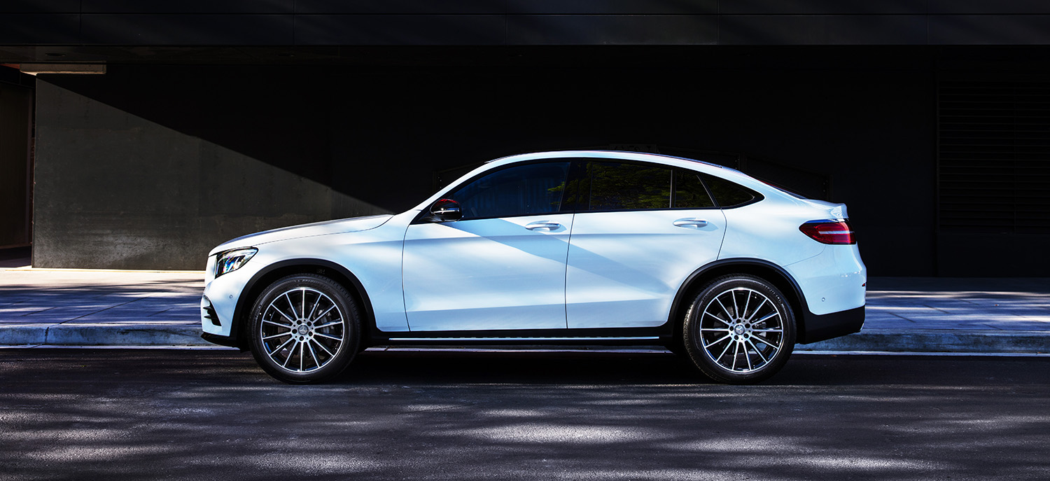 2017 mercedes benz glc coupe pricing and specs sports styled suv makes local debut photos 1. Black Bedroom Furniture Sets. Home Design Ideas