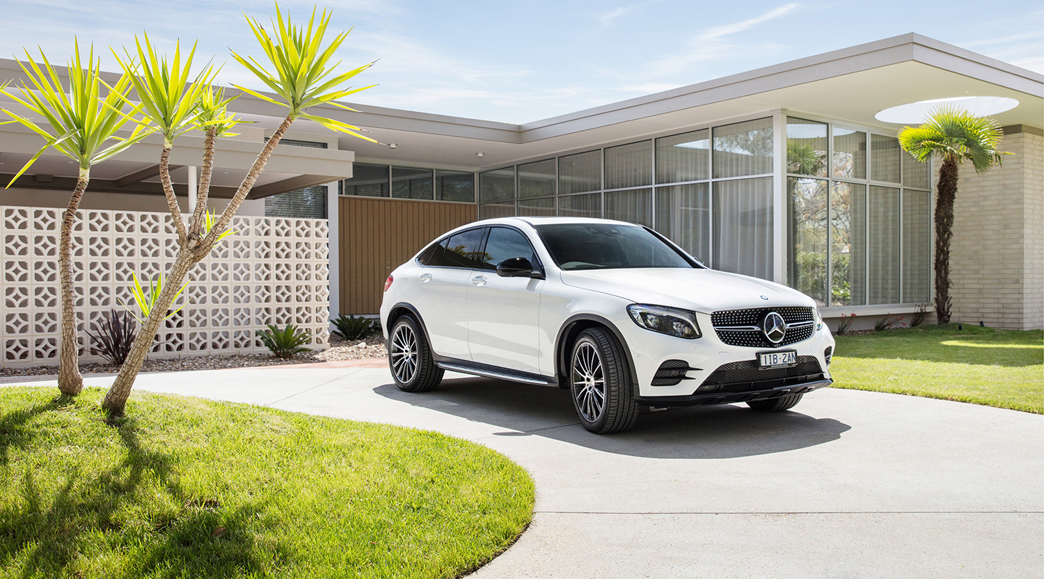 2017 Mercedes-Benz GLC Coupe pricing and specs: Sports-styled SUV makes local debut - Photos (1 ...