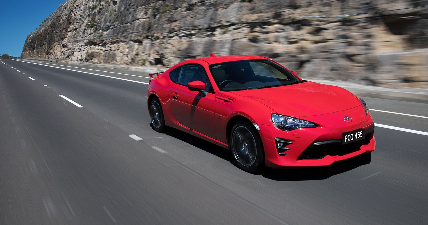 2017 toyota 86 pricing and specs updated sports car now on sale in australia photos 1 of 10. Black Bedroom Furniture Sets. Home Design Ideas