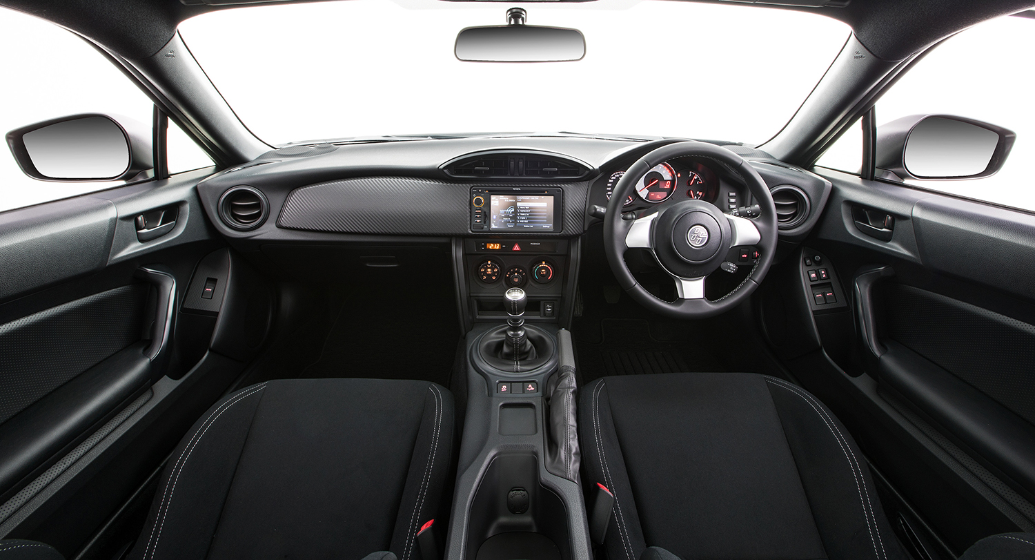 2017 toyota 86 pricing and specs updated sports car now on sale in australia