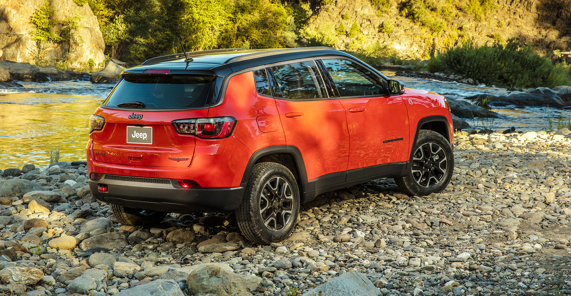 2018 Jeep Compass Unveiled At La Motor Show Here Next Year Photos 1 Of 64