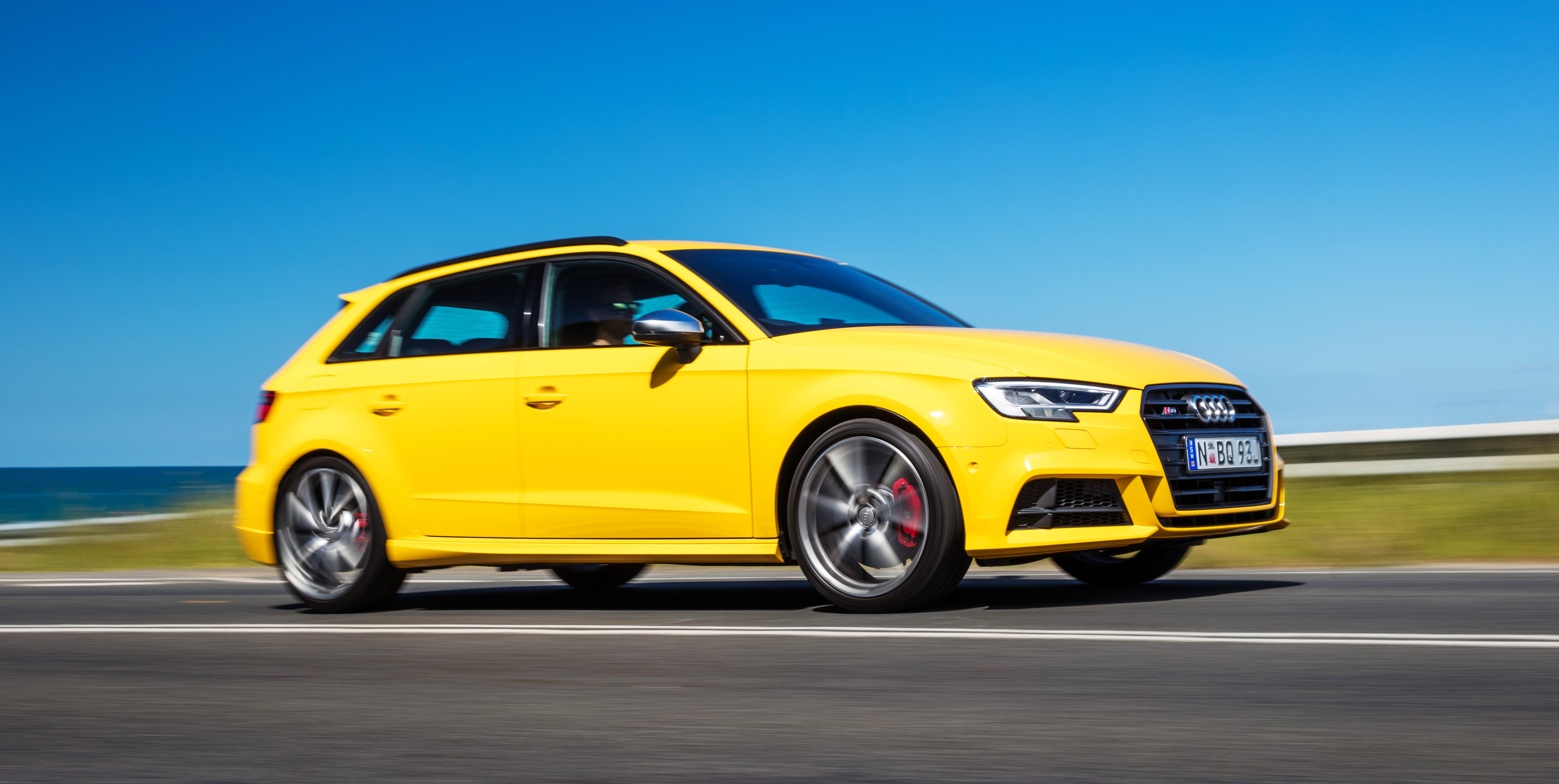 Elegant 2017 Audi S3 Review  CarAdvice