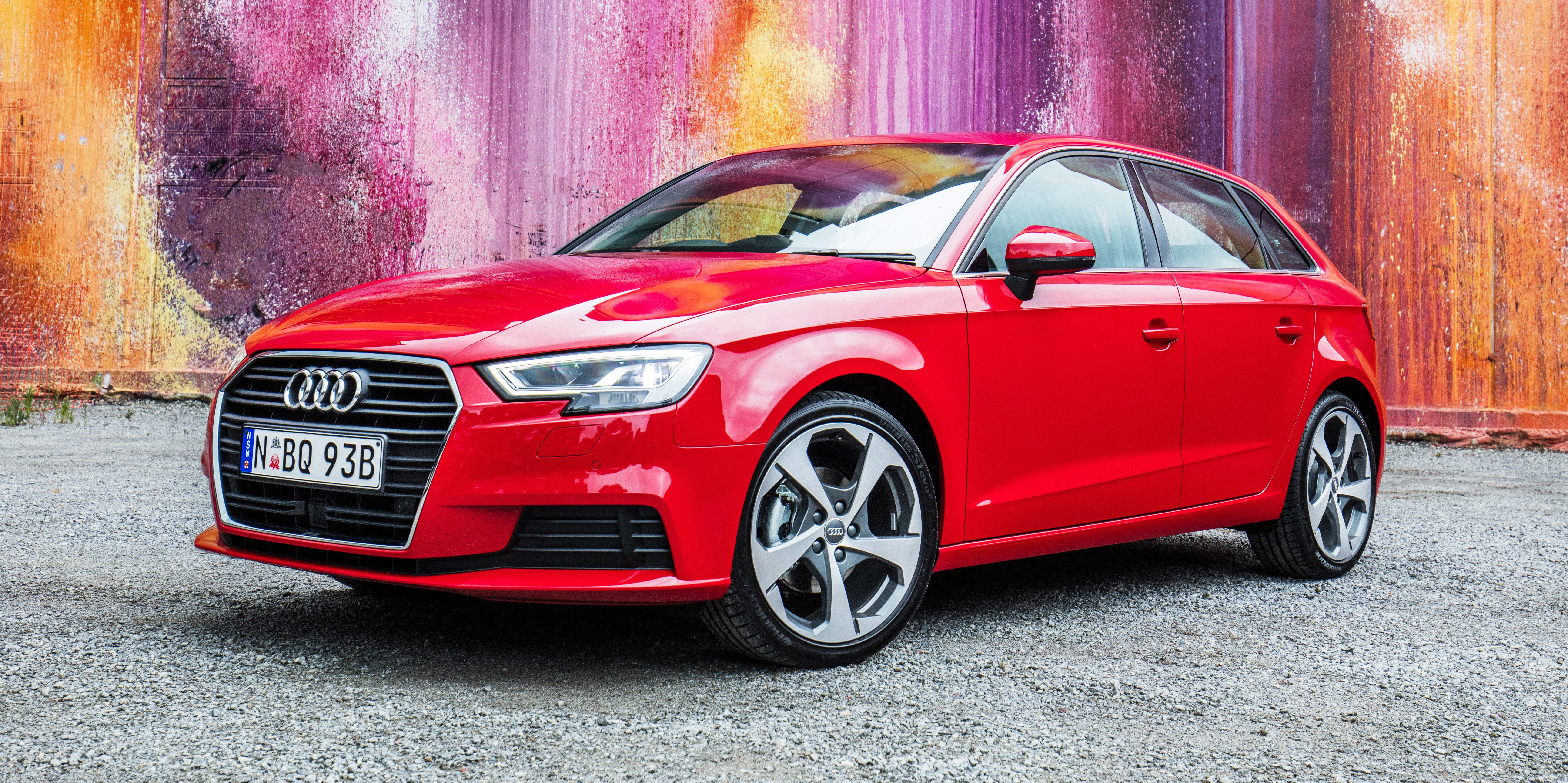 2017 Audi A3 pricing and specs - Photos (1 of 6)