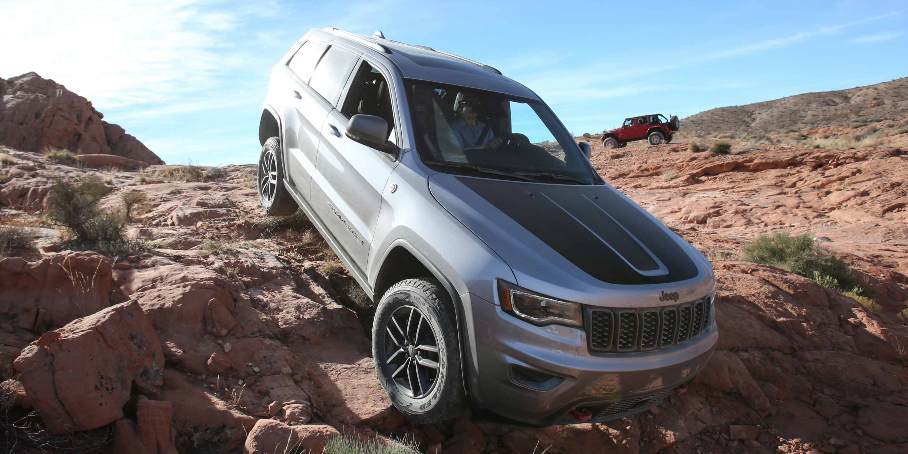 2017 jeep grand cherokee trailhawk review caradvice. Black Bedroom Furniture Sets. Home Design Ideas