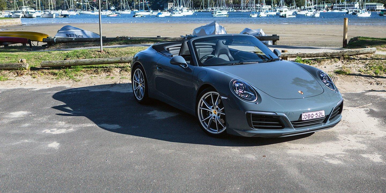 2016 porsche 911 carrera cabriolet review caradvice. Black Bedroom Furniture Sets. Home Design Ideas