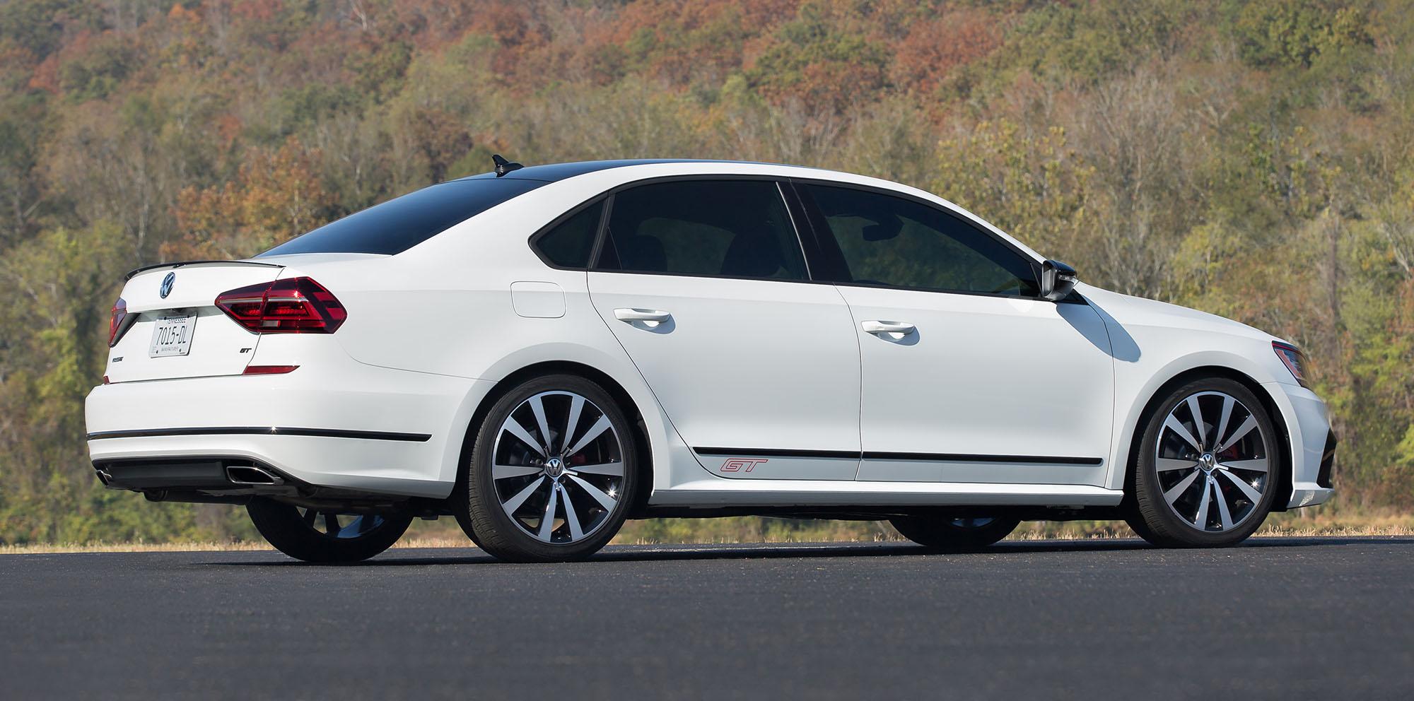 Volkswagen Passat GT Concept:: American Sedan Given A