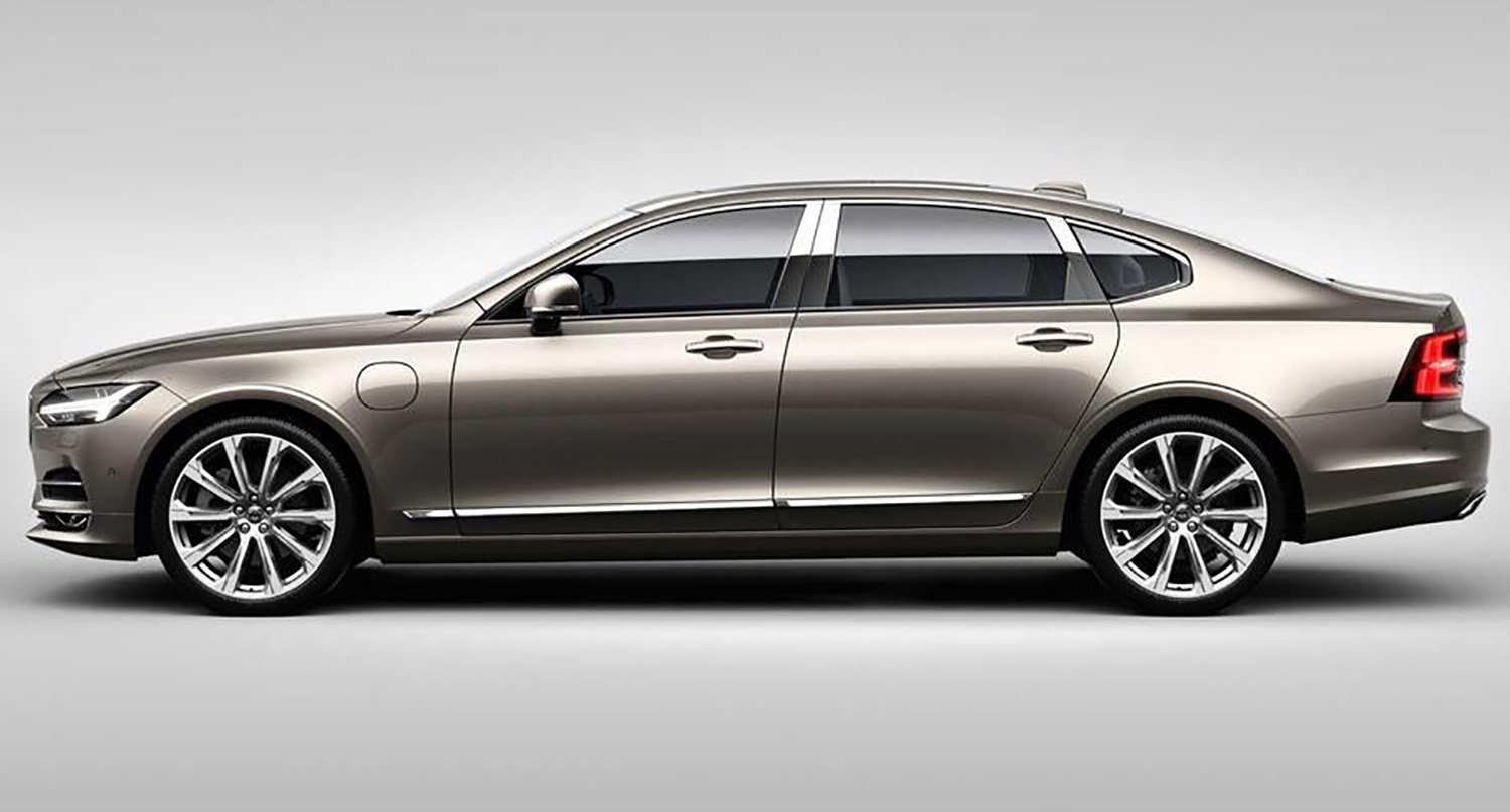 2018 volvo excellence. simple 2018 volvo s90 excellence l revealed in china to 2018 volvo excellence