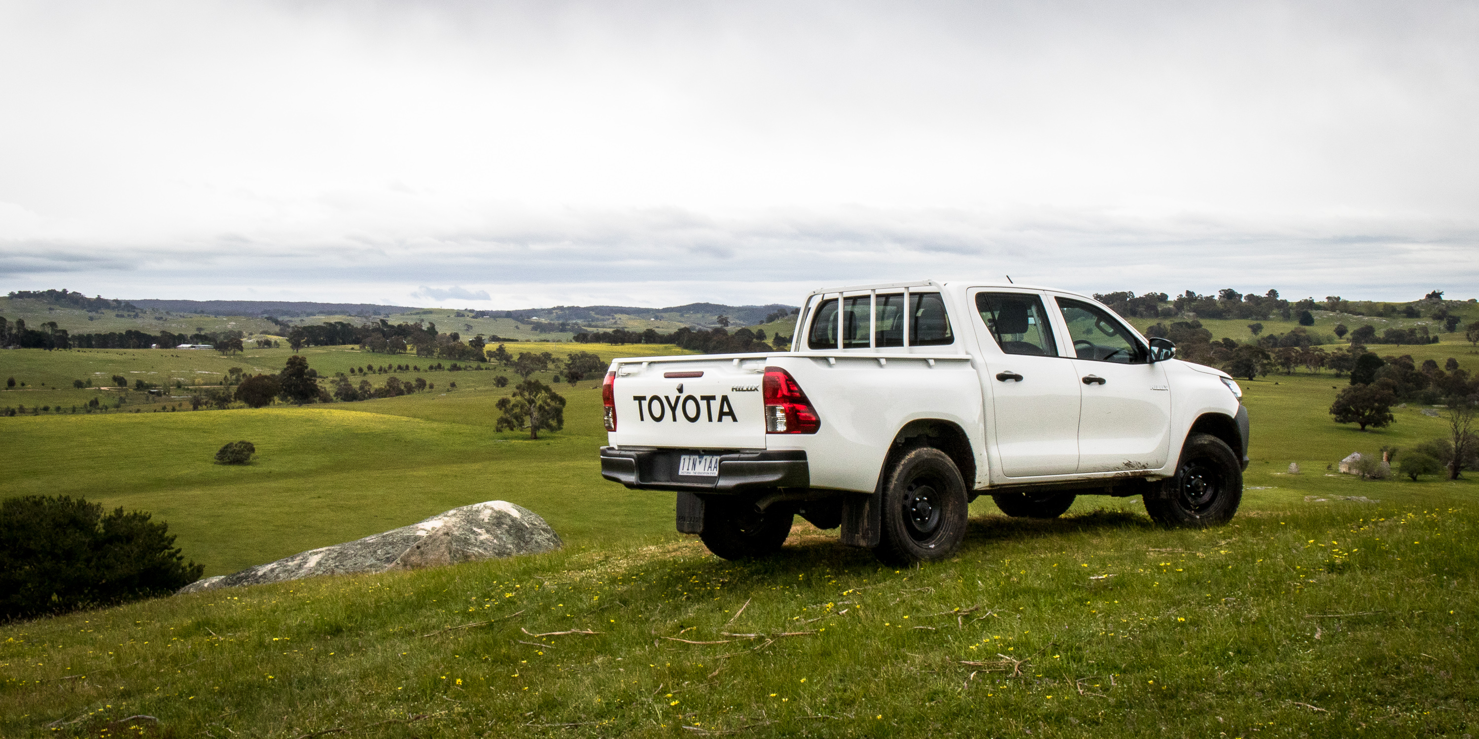 Innovative 2016 Toyota Hilux WorkMate 4x4 Review  CarAdvice
