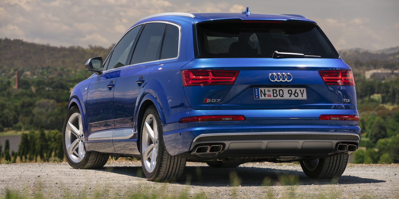 2017 Audi SQ7 TDI review | CarAdvice