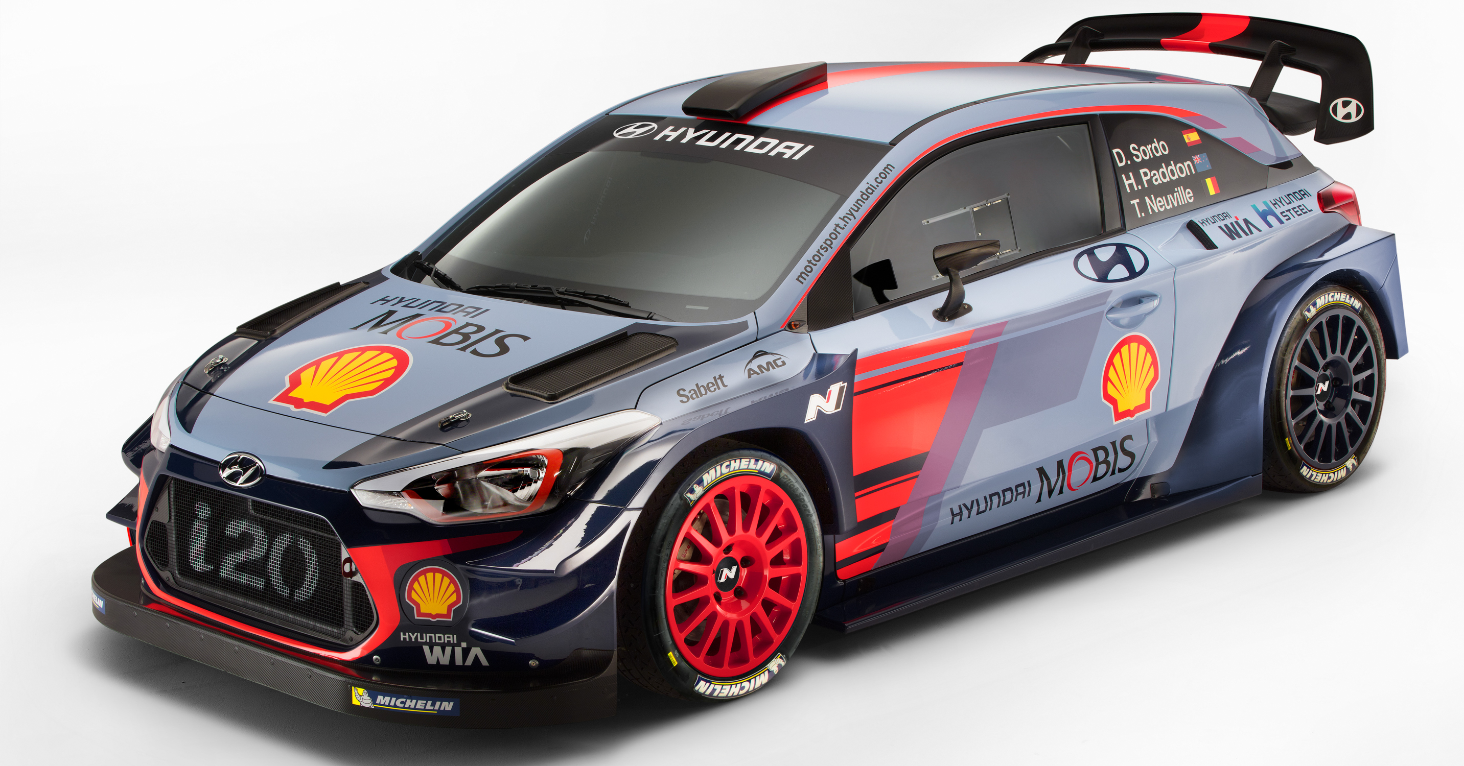 hyundai i20 wrc challenger unveiled more aero more power for rally