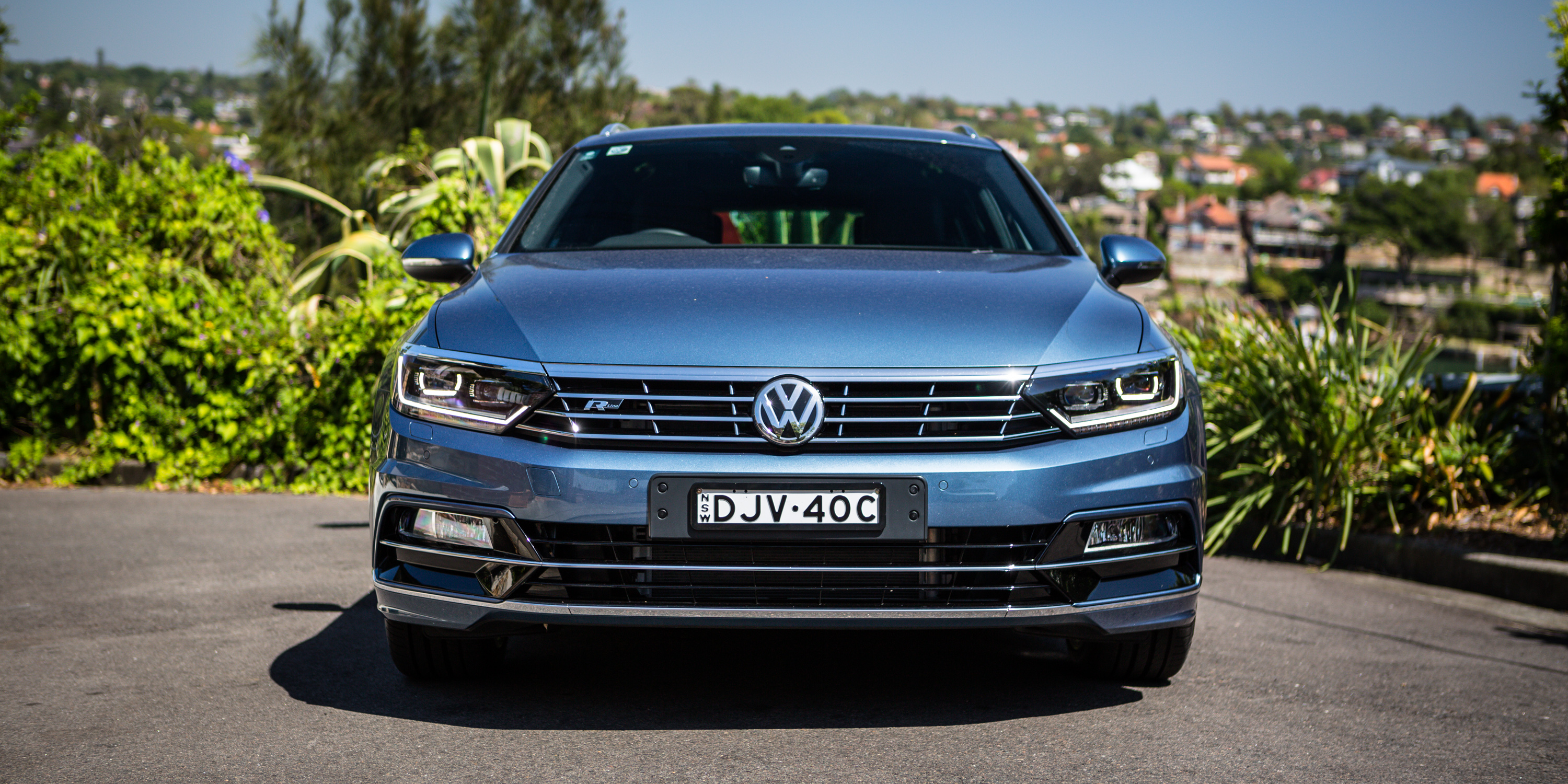 Perfect 2017 Volkswagen Passat 206TSI Rline Wagon Review  CarAdvice