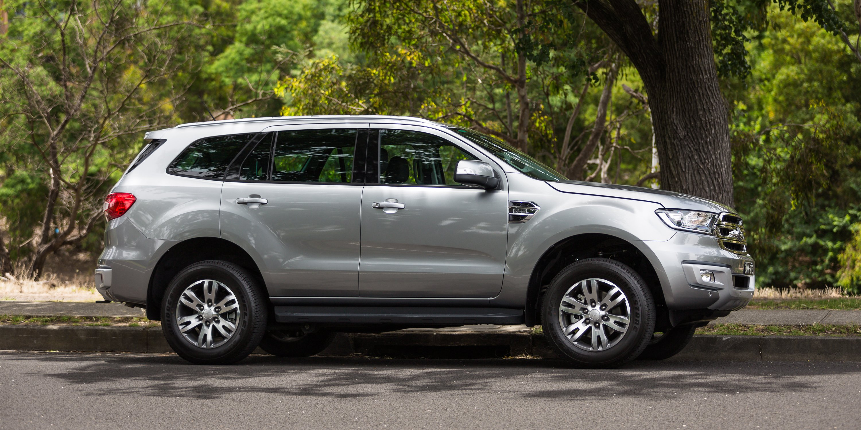 Model 2017 ford everest trend rwd review caradvice
