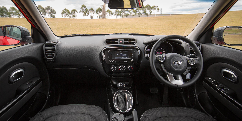 Fantastic 2017 Kia Soul Review  CarAdvice