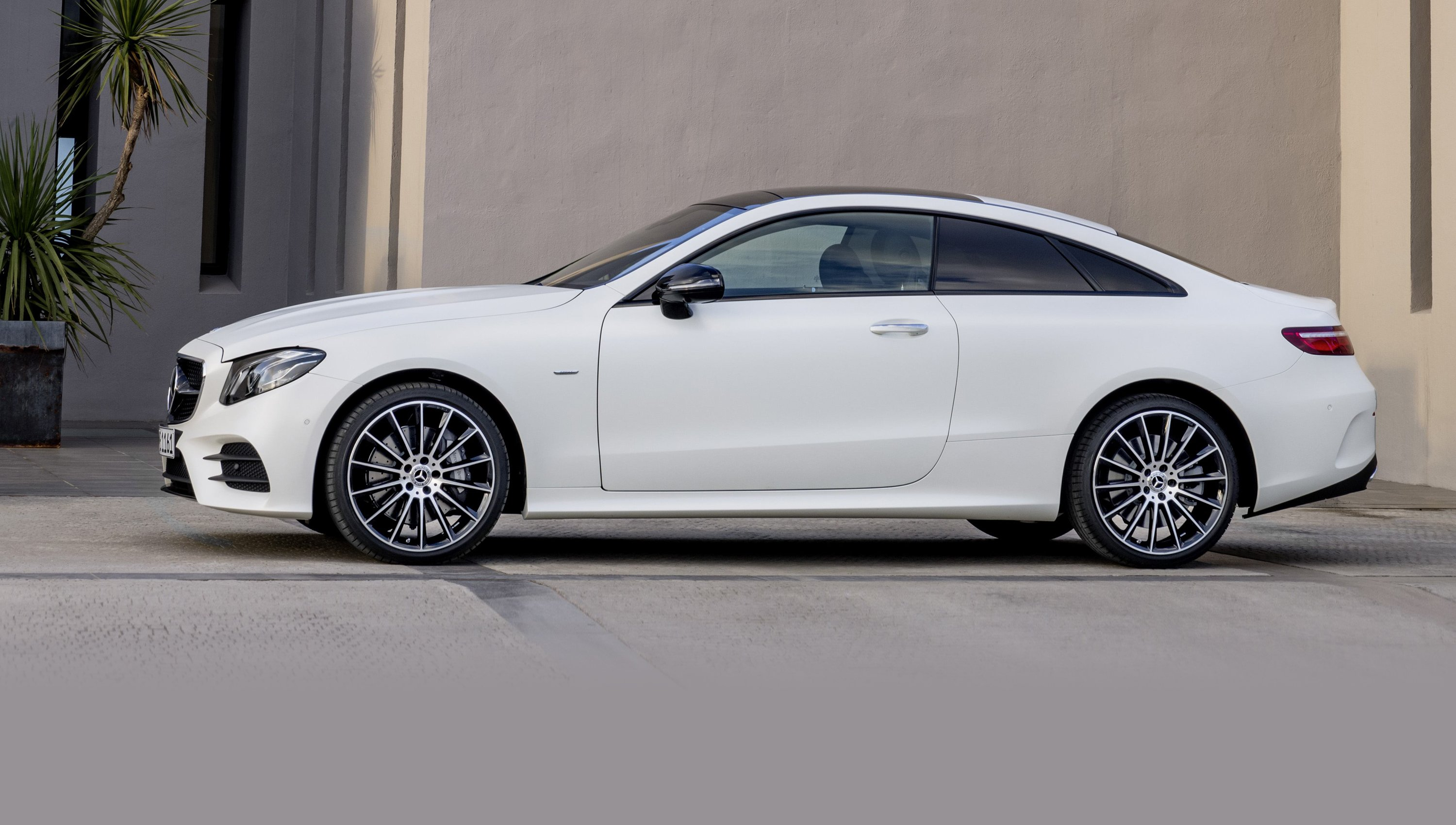 2017 mercedes benz e class coupe revealed ahead of for Mercedes benz 2017