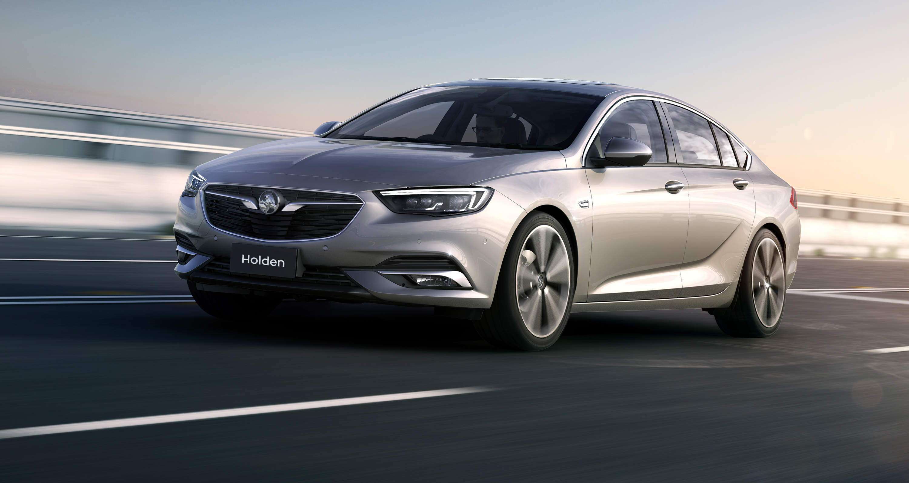 Tucson 2017 Vs Tucson 2018 >> 2018 Holden Commodore revealed, officially: Wraps come off fully-imported family hauler - Photos ...