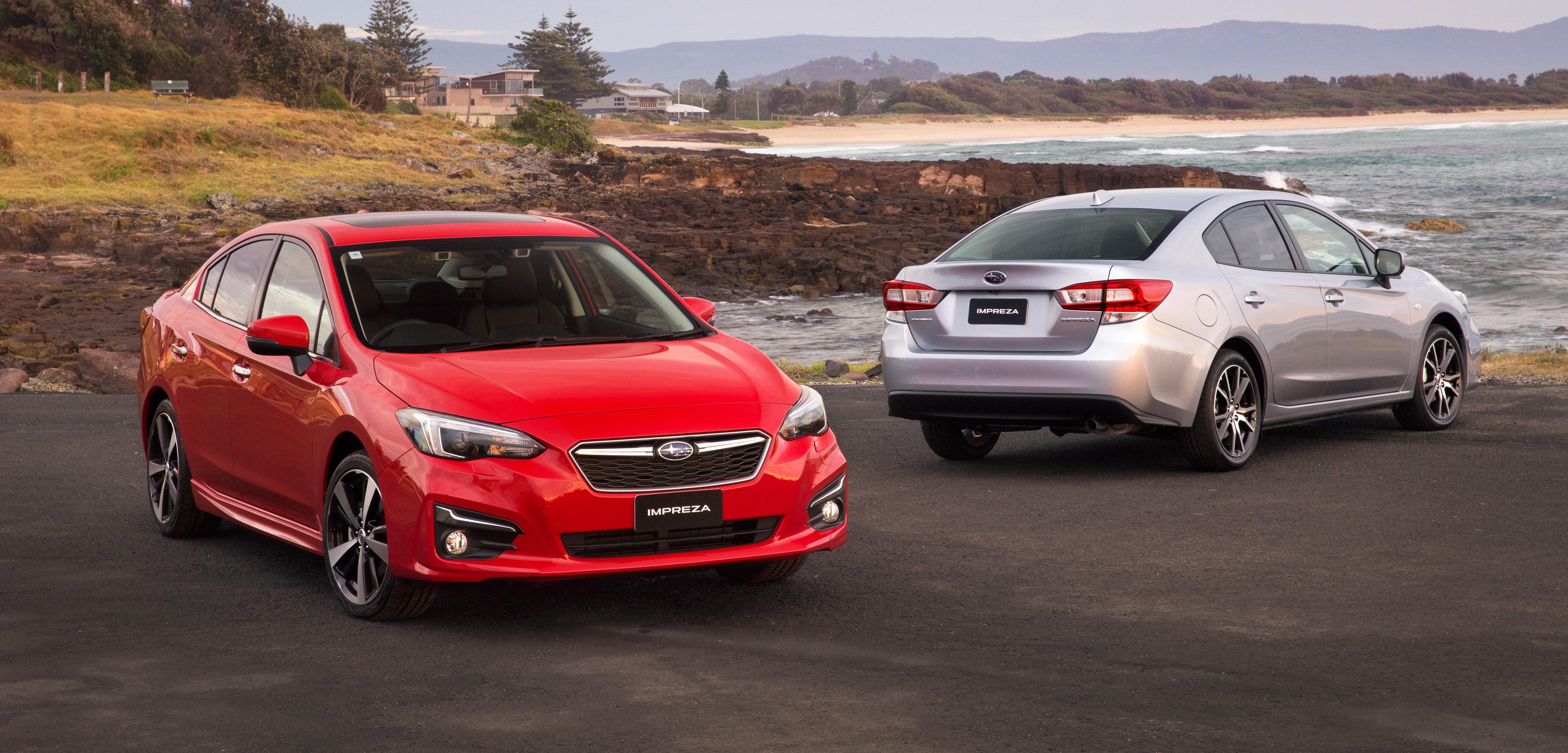 Amazing 2017 Subaru Impreza Review  CarAdvice
