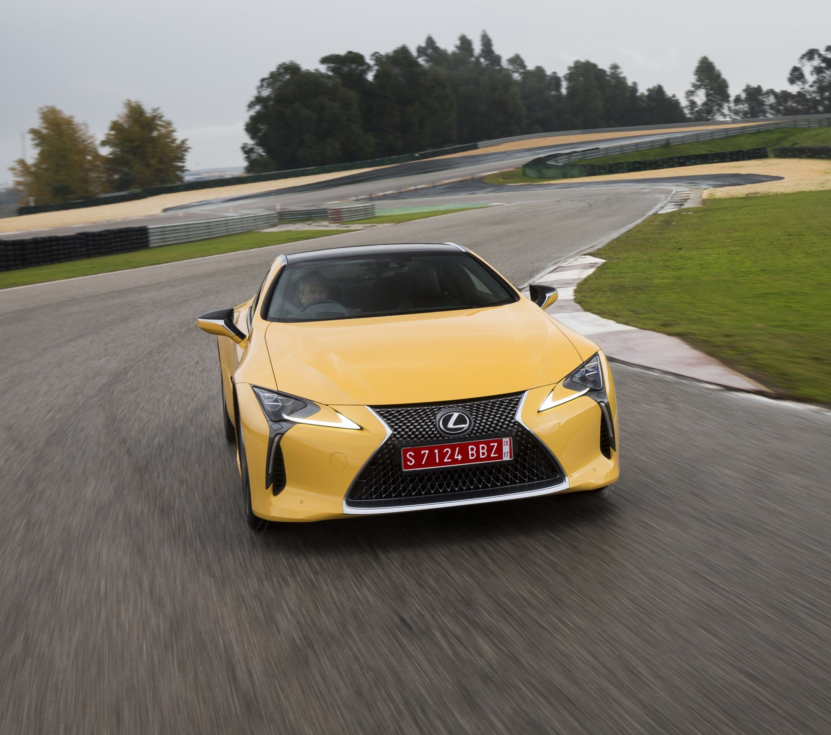 Lexus Sports Car Convertible: 2017 Lexus LC500 Review