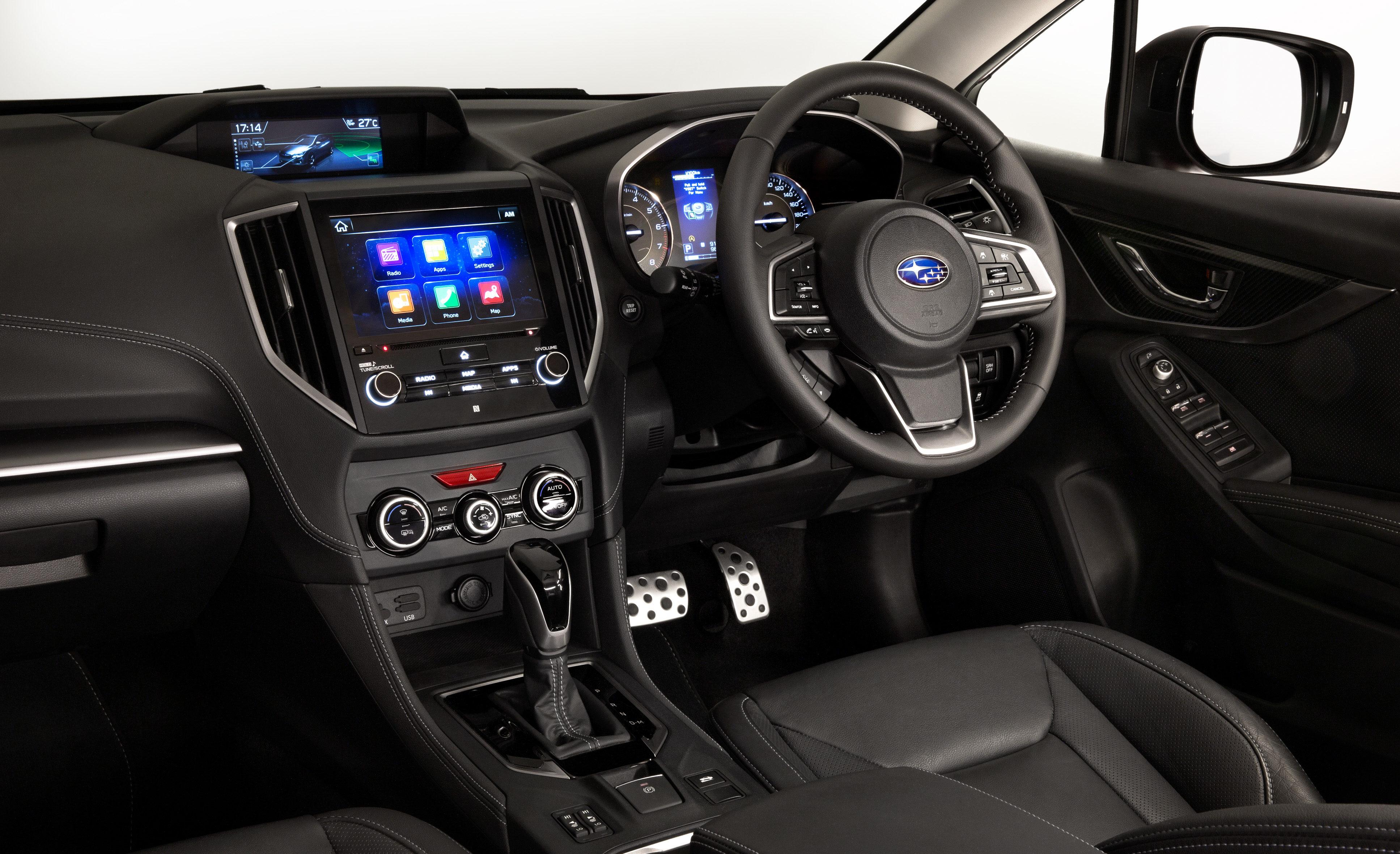 Next Generation Subaru Xv Will Help Make Small Suv Sales Great Again Photos 1 Of 7