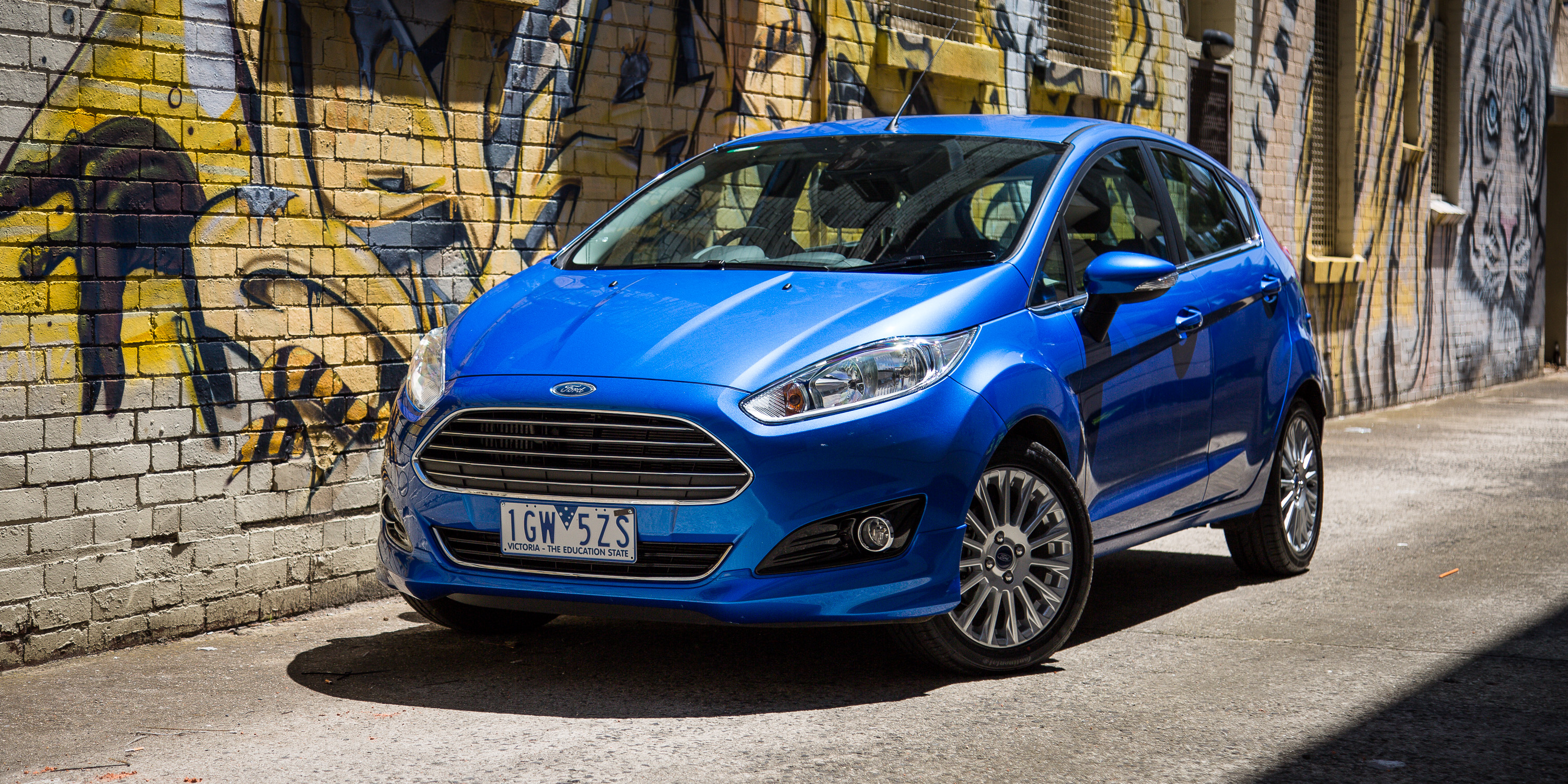 2016 ford fiesta sport review caradvice. Black Bedroom Furniture Sets. Home Design Ideas