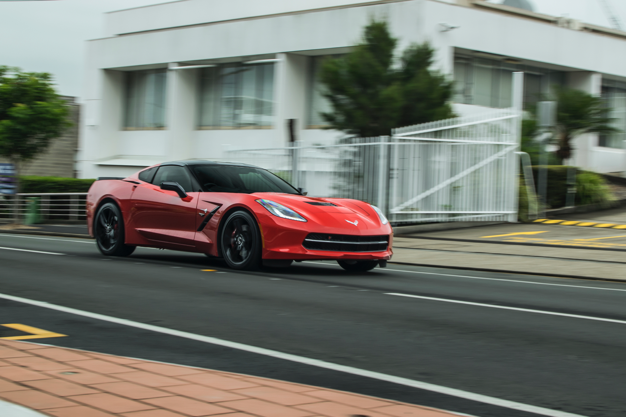 2017 chevrolet corvette c7 stingray review caradvice. Cars Review. Best American Auto & Cars Review