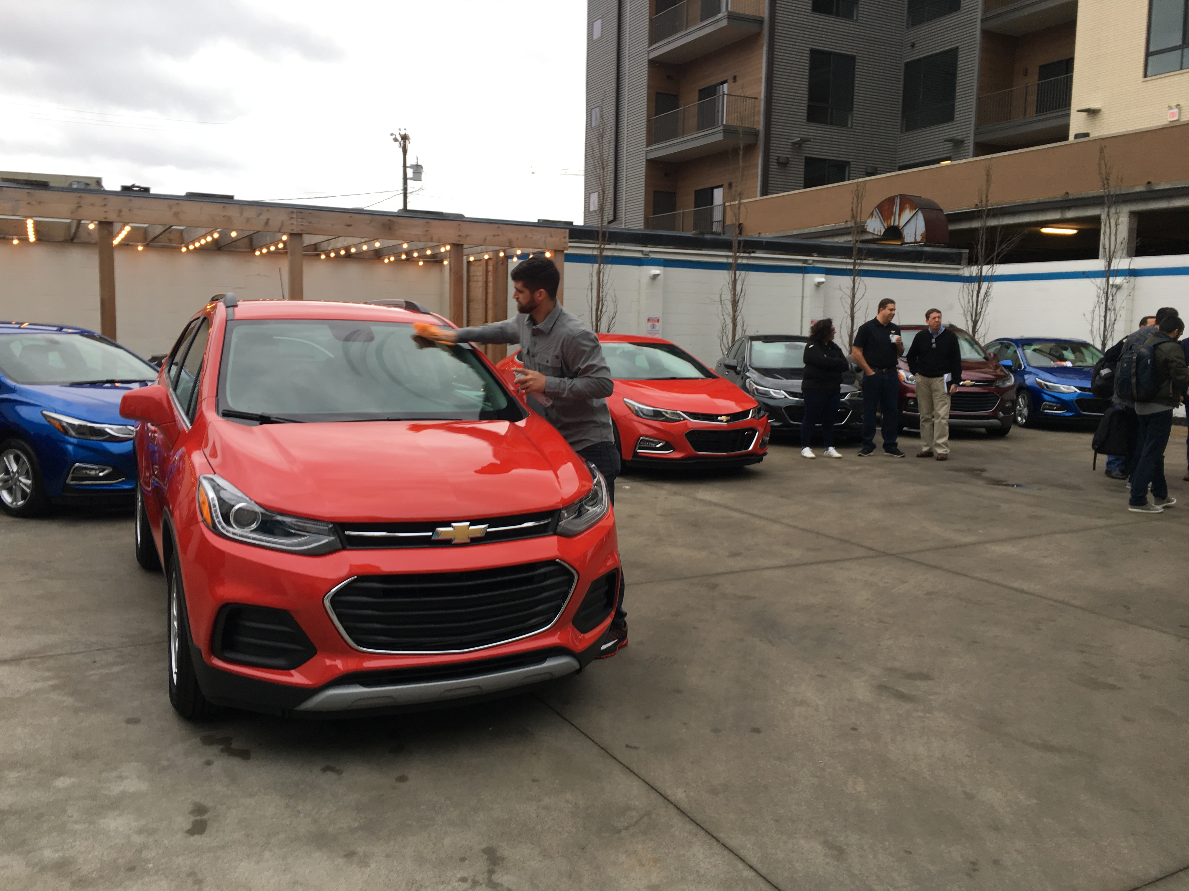 2017 Holden Trax review: Quick drive | CarAdvice